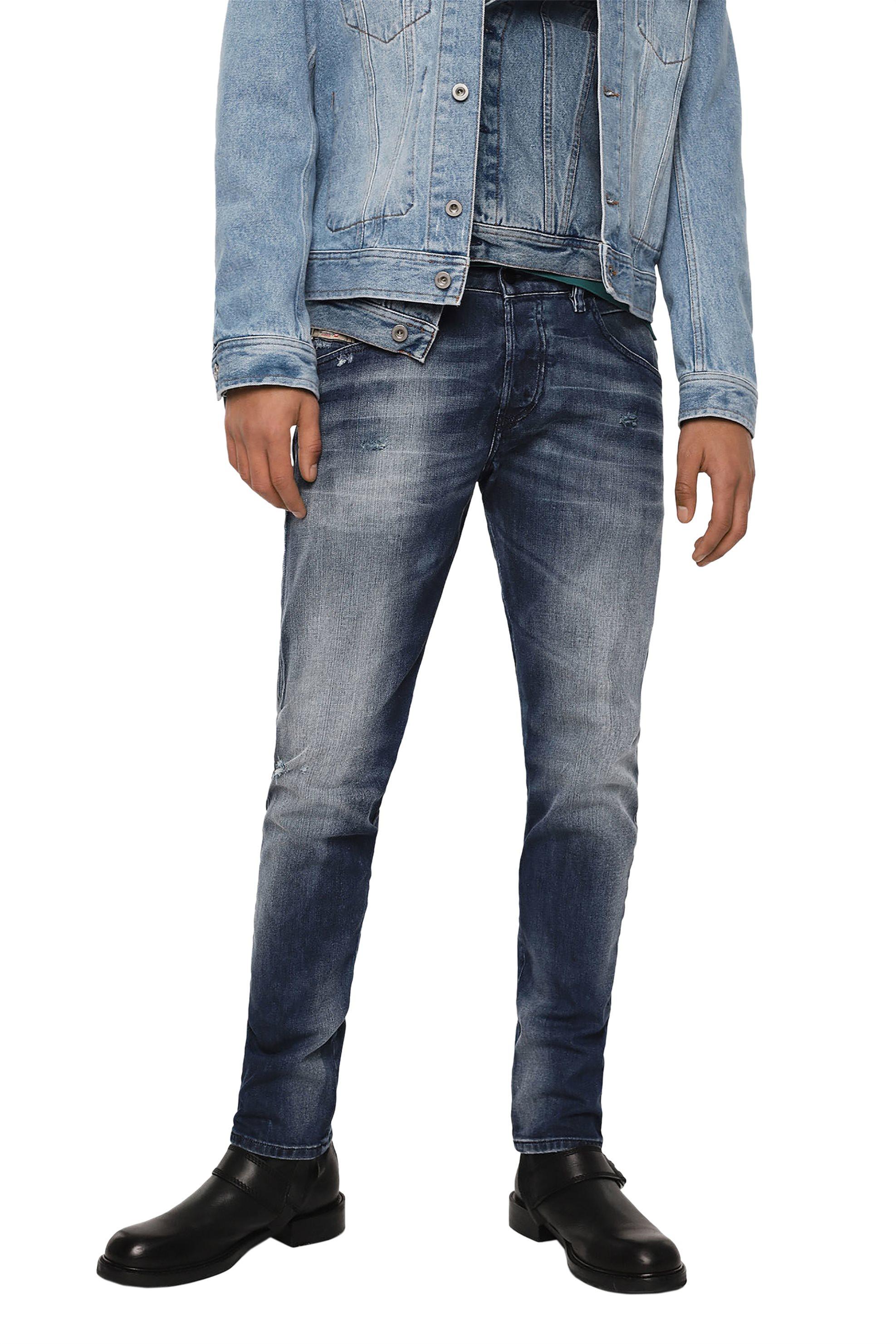 Diesel ανδρικό τζην παντελόνι Bazer (32L) - 00SSLL 084DD - Μπλε ανδρασ   ρουχα   jeans   tapered
