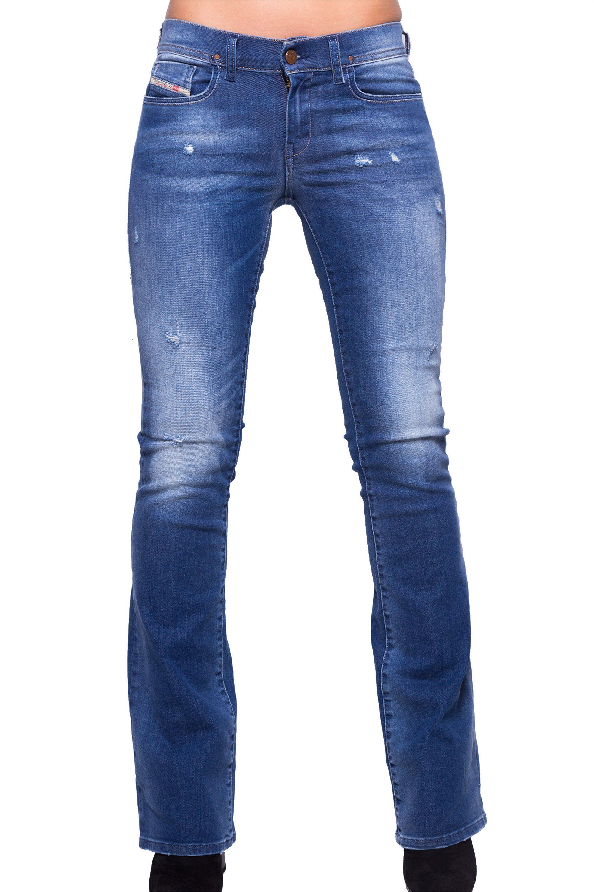 d15f66a1d37 JUICY COUTURE - Γυναικείο jean παντελόνι JUICY DARK RINSE σκούρο μπλε