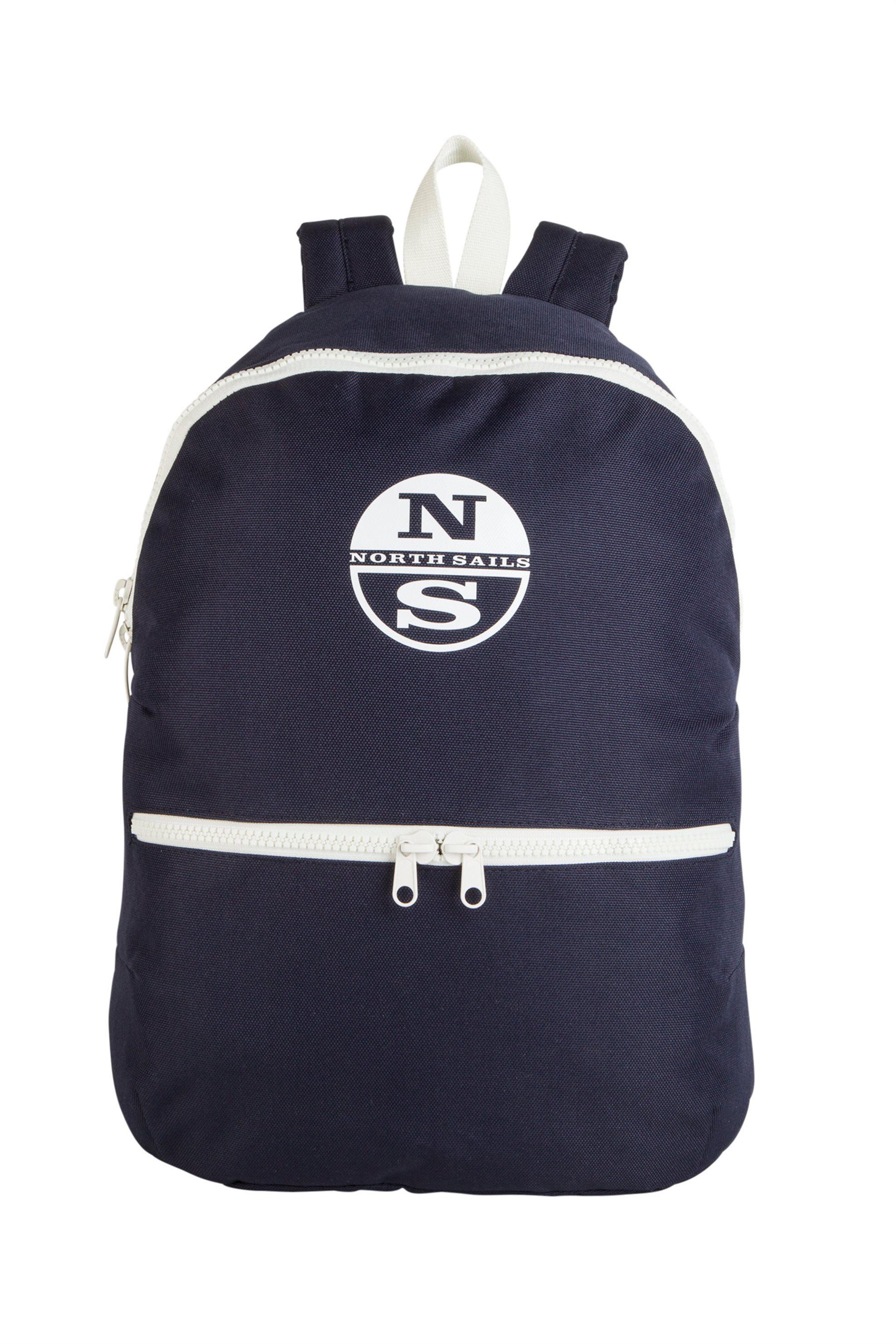 Ανδρικό σακίδιο πλάτης 22L 33 x 18 x 45 cm North Sails - 0182M - Μπλε Σκούρο ανδρασ   τσαντεσ   σακίδια   backpacks