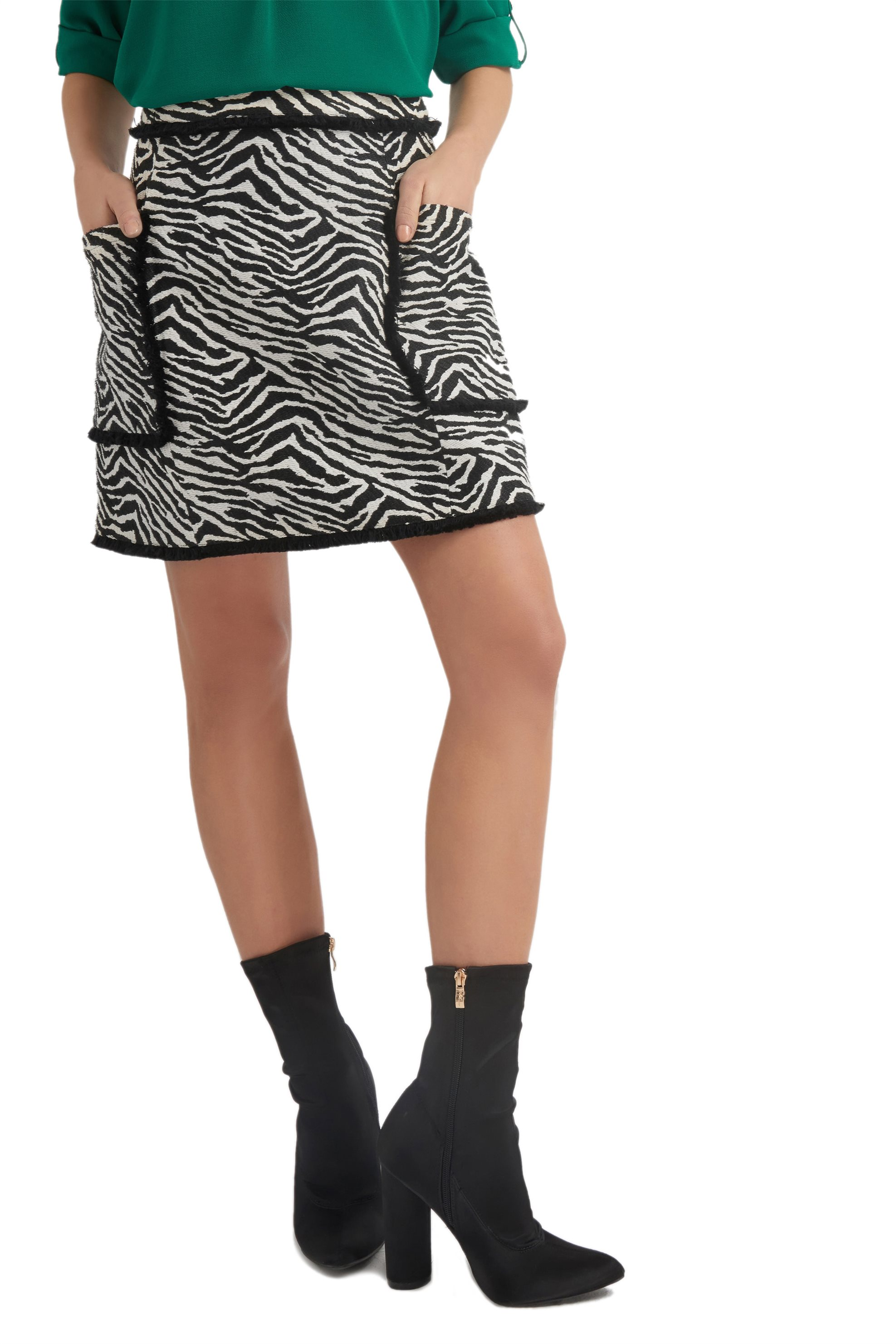 d7b57e45cc63 Γυναικεία   Ρούχα   Φούστες   Καθημερινές   Φούστα Αλφα γραμμή ...