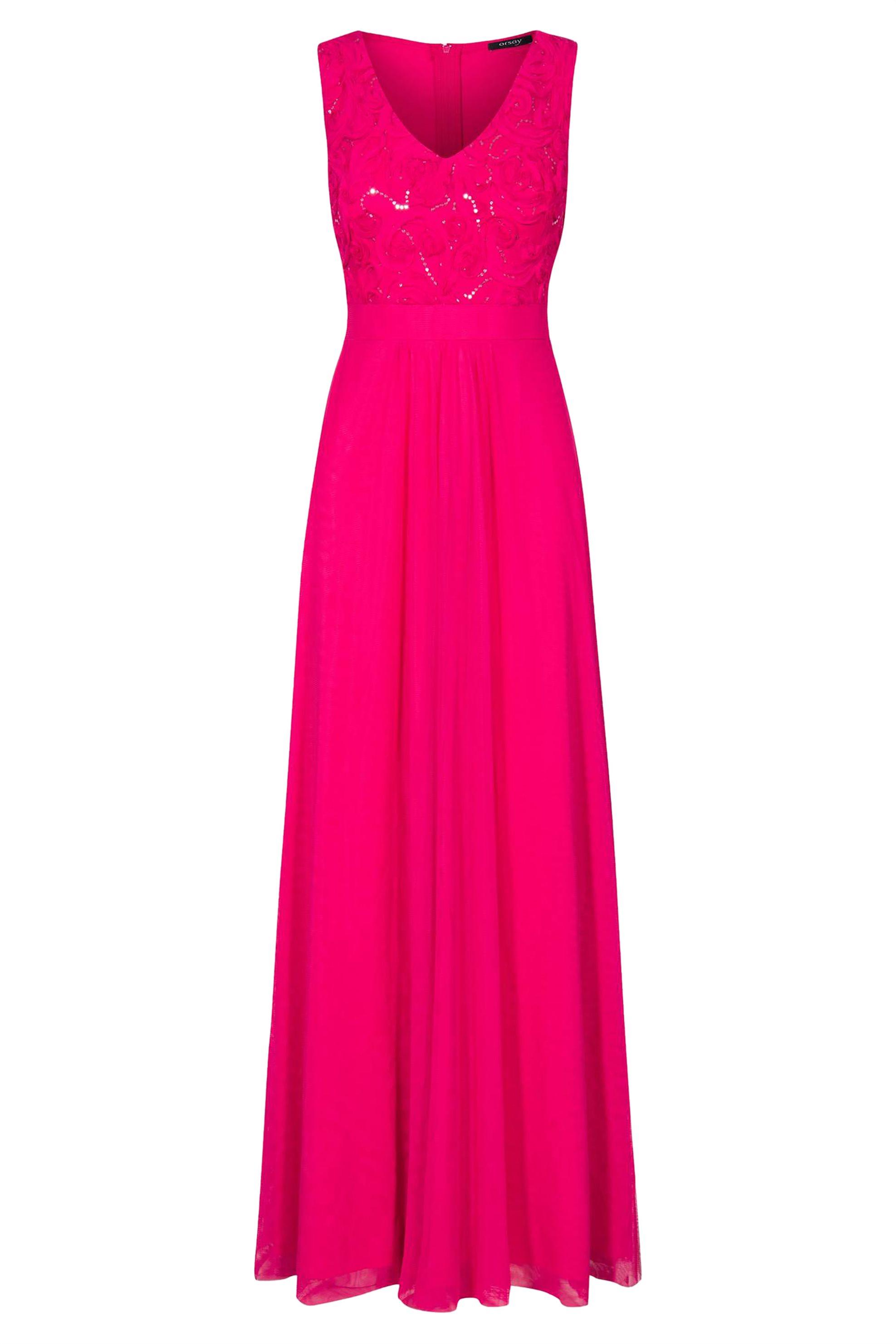 Orsay γυναικείο maxi φόρεμα με απλικέ λουλούδια στο μπούστο - 467104-312000 - Φο γυναικα   ρουχα   φορέματα   maxi φορέματα