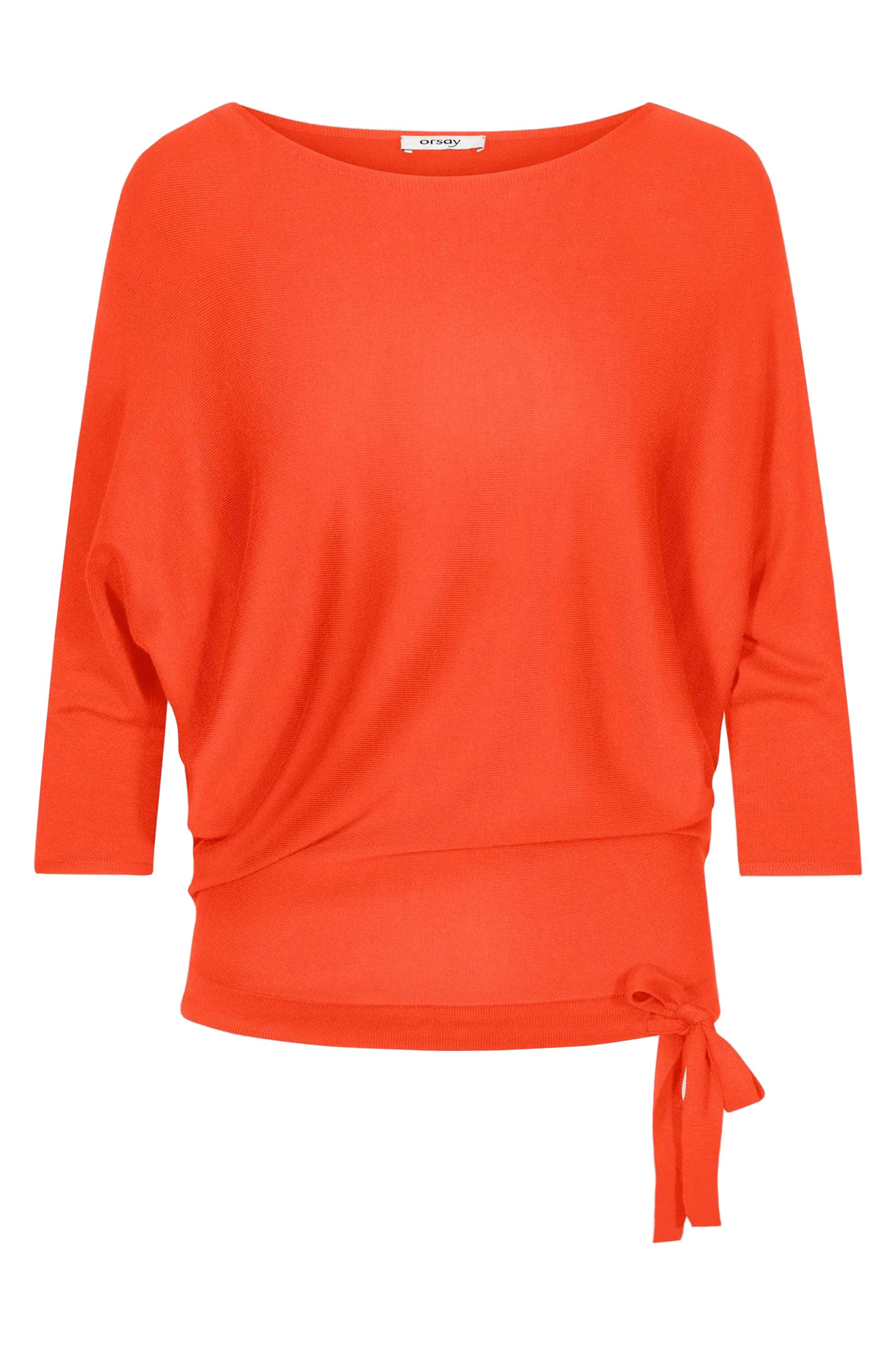 Orsay γυναικεία μονόχρωμη πλεκτή μπλούζα με μανίκια ρεγκλάν - 501899-351000 - Πο γυναικα   ρουχα   πλεκτά   πουλόβερ