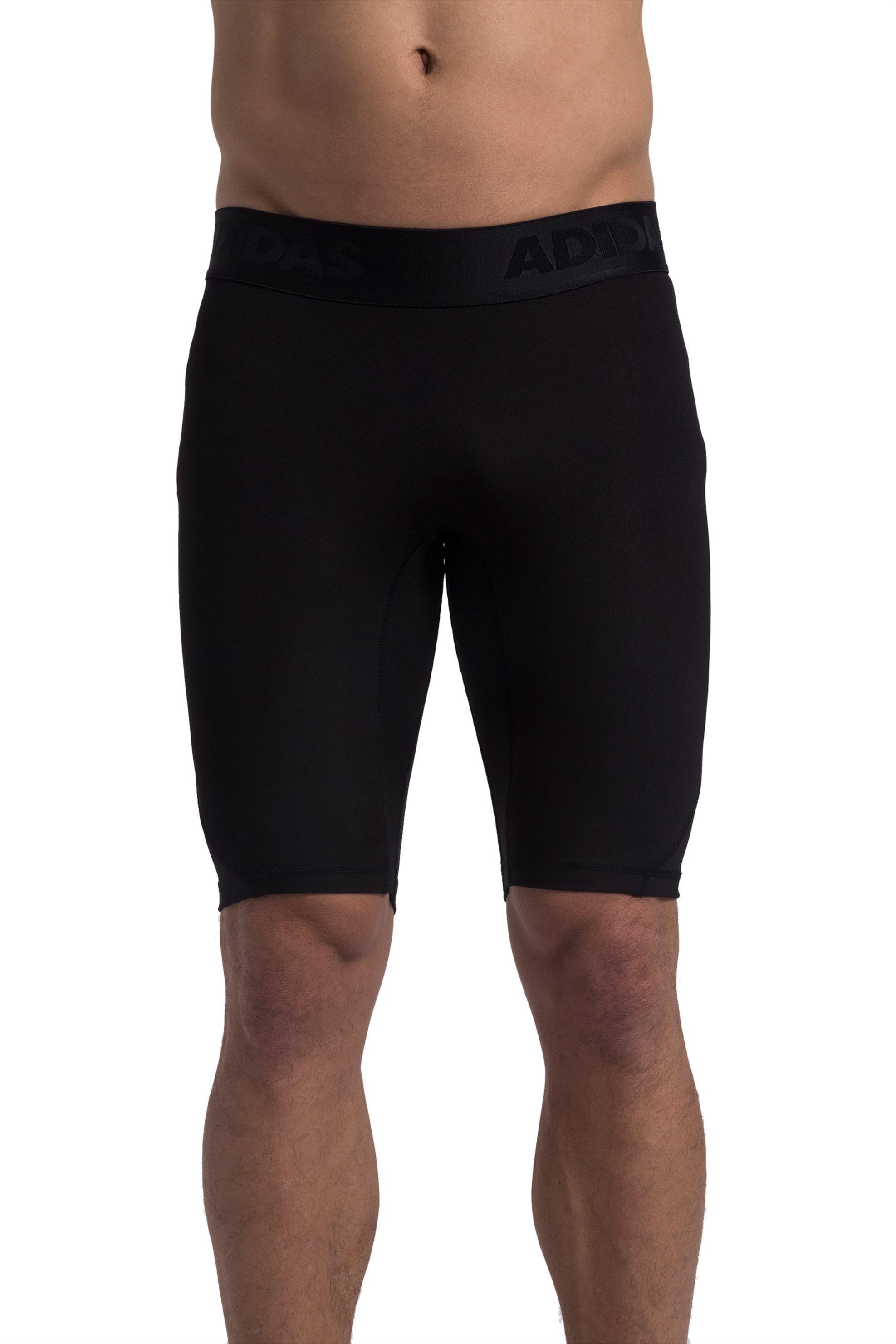 Ανδρικό μαύρο σορτς Alphaskin sport Adidas - CF7299 - Μαύρο ανδρασ   αθλητικα   αθλητικά ρούχα   σορτς