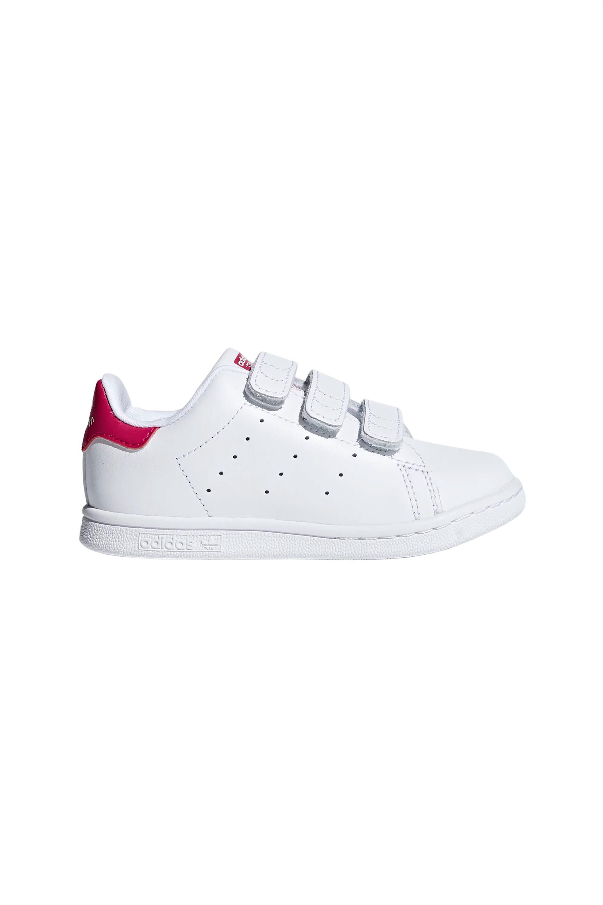 9f6d7cc84a1 Notos Adidas βρεφικά αθλητικά παπούτσια Stan Smith – BZ0523 – Λευκό