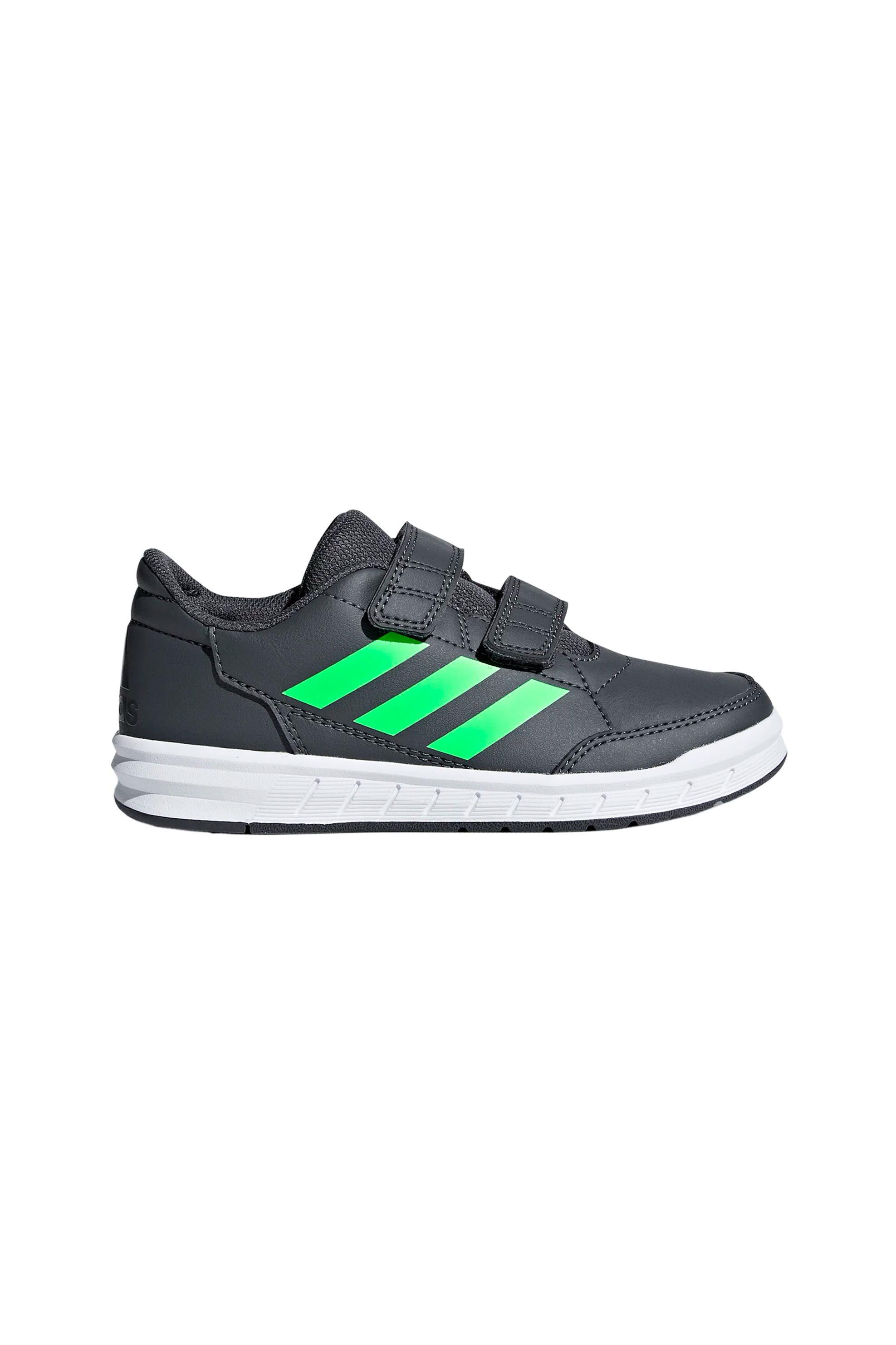 61a41db6fef Notos Adidas παιδικά αθλητικά παπούτσια AltaSport – D96826 – Μαύρο
