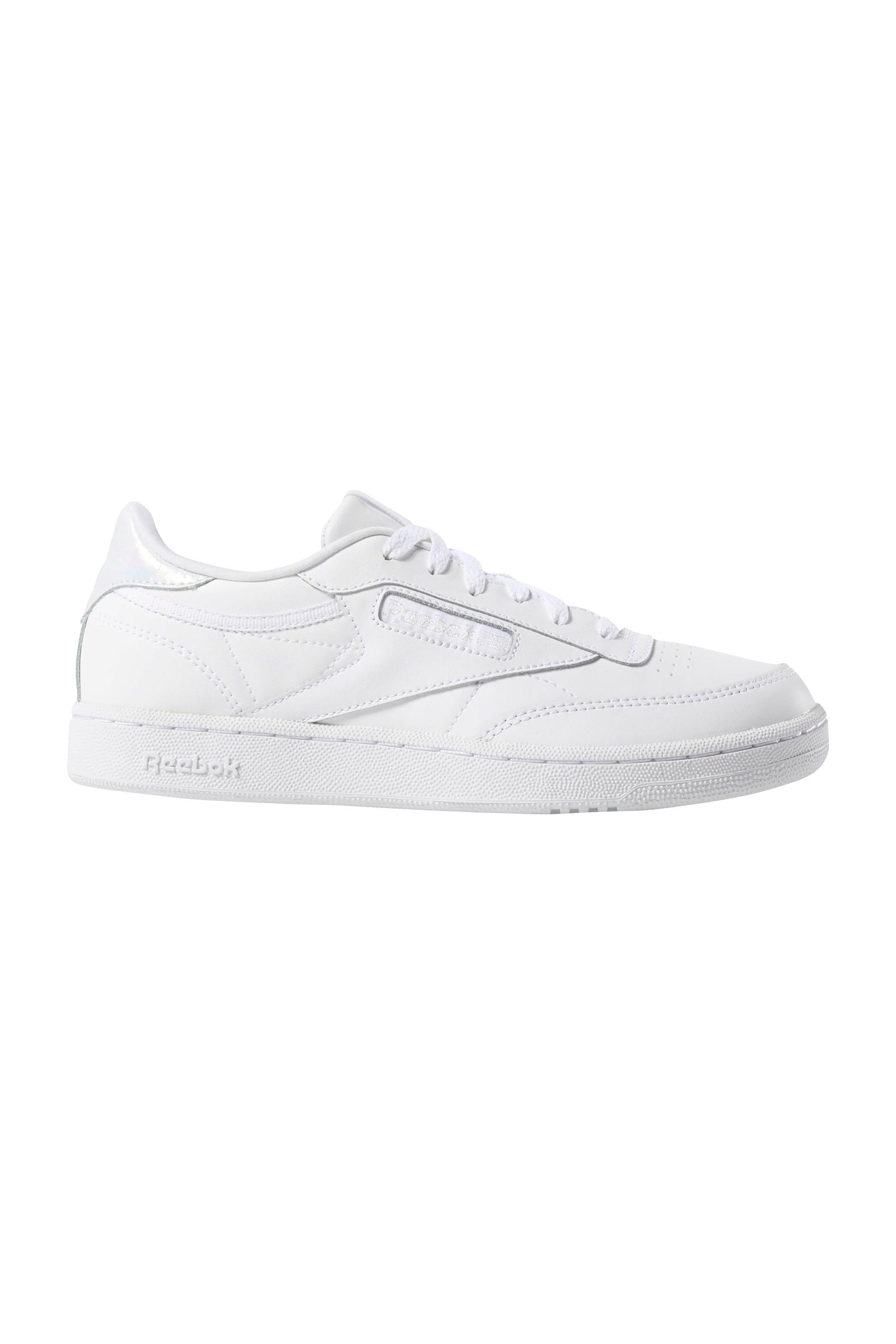 76452a02e46 Notos Reebok γυναικεία sneakers Club C – DV4528 – Λευκό