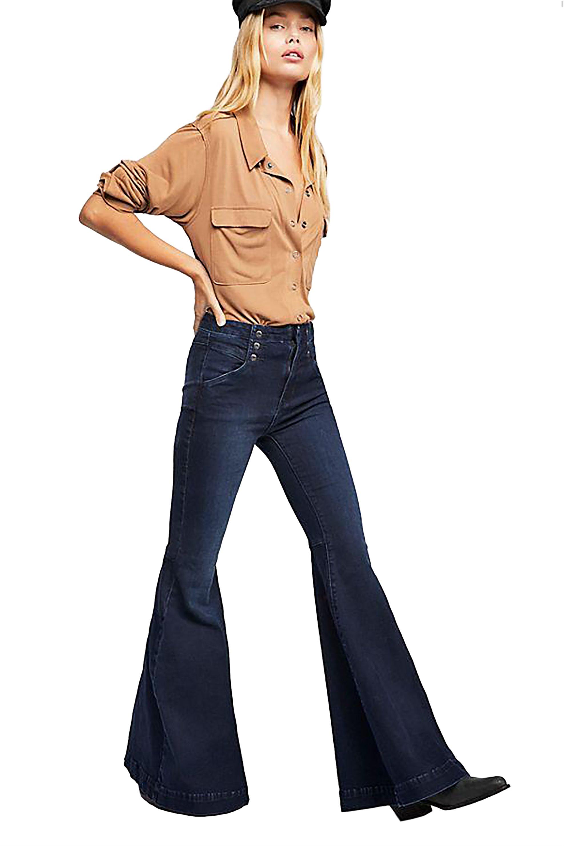893fe82f660 Καμπάνα | Γυναικεία Παντελόνια (Ταξινόμηση: Δημοφιλέστερα) | Σελίδα ...