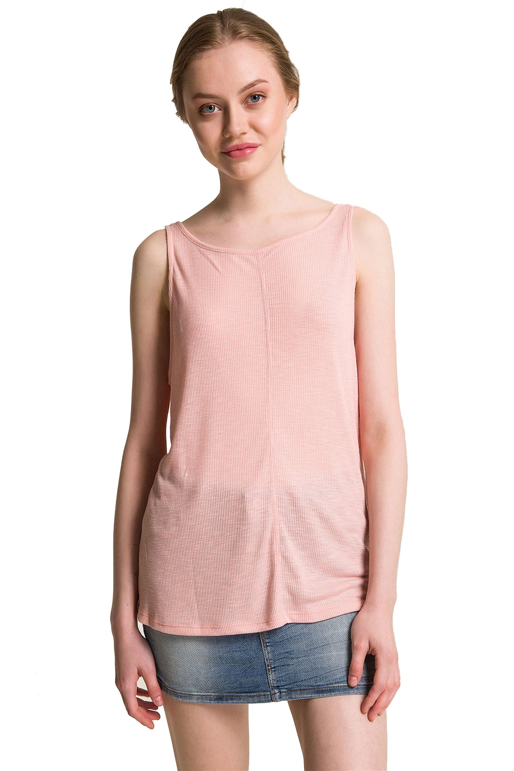 428ae86b5db8 Γυναικεία   Ρούχα   Μπλούζες   All Day   Γυναικεία μπλούζα με πλάτη ...