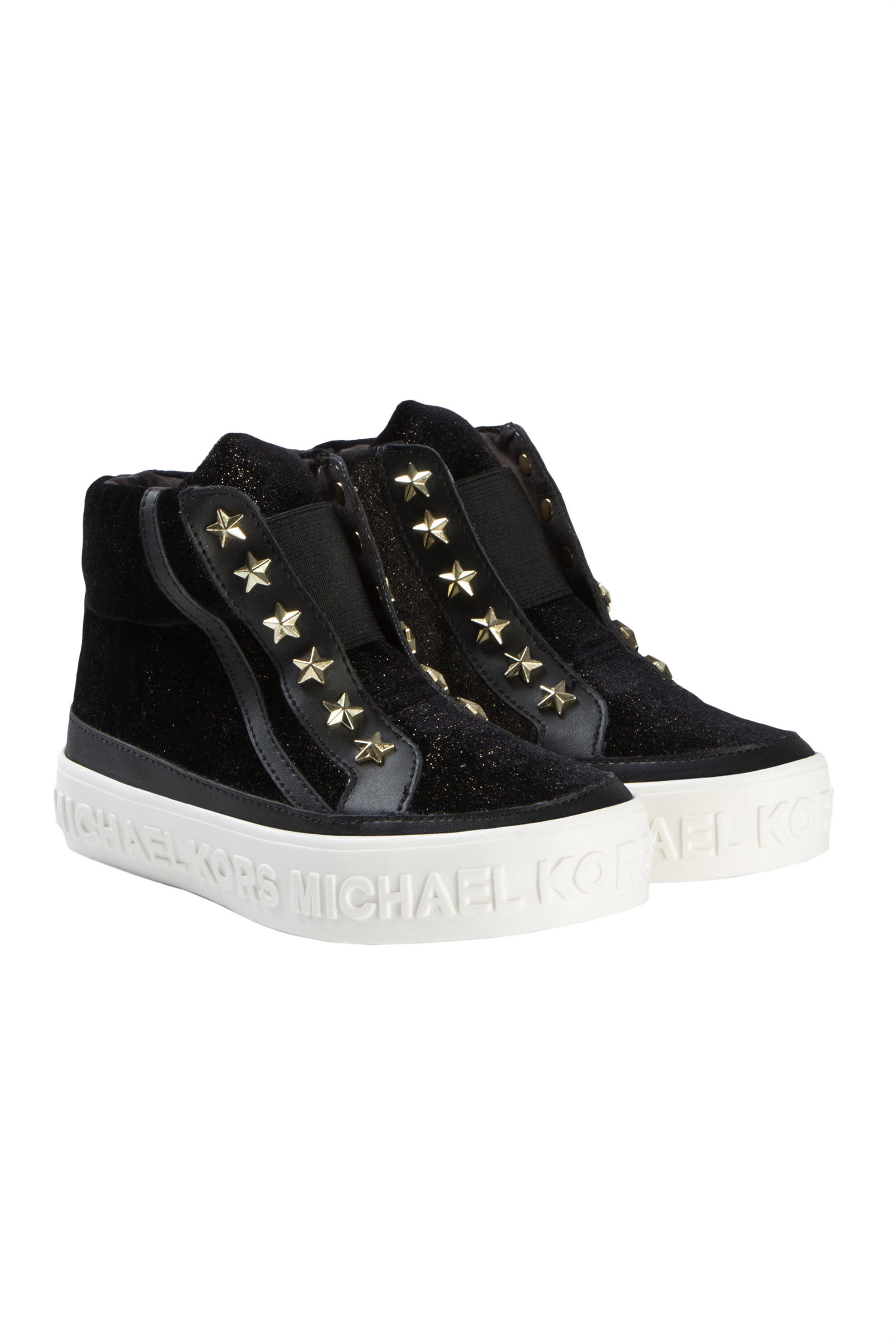 Michael Kors παιδικά μποτάκια Zia Lemon Rock - ZIA LEMON ROCK - Μαύρο παιδι   παπουτσια   κορίτσια   μπότες