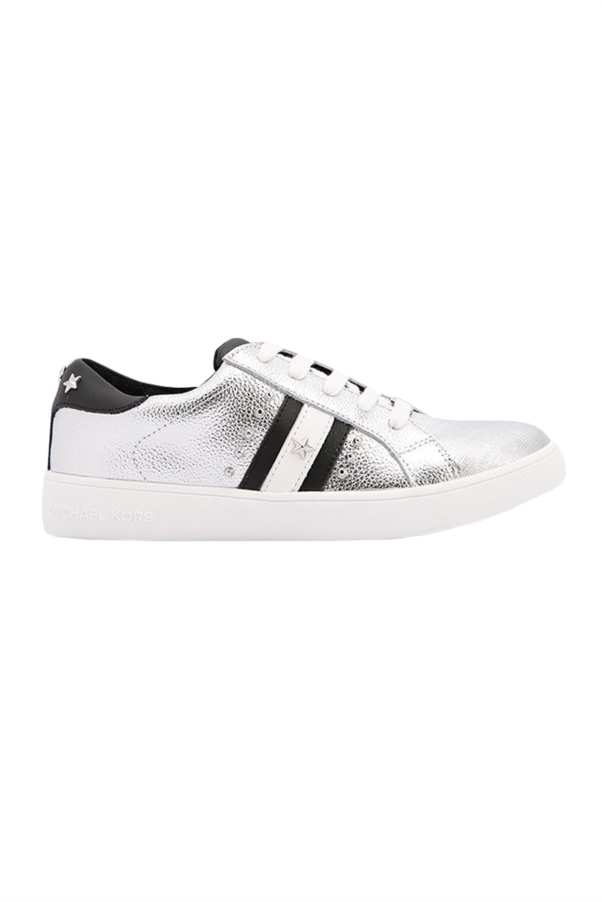 2a977c255a Notos Michael Kors παιδικά sneakers με αστέρια Zia Ivy Starry – ZIA IVI  STARRY – Ασημί