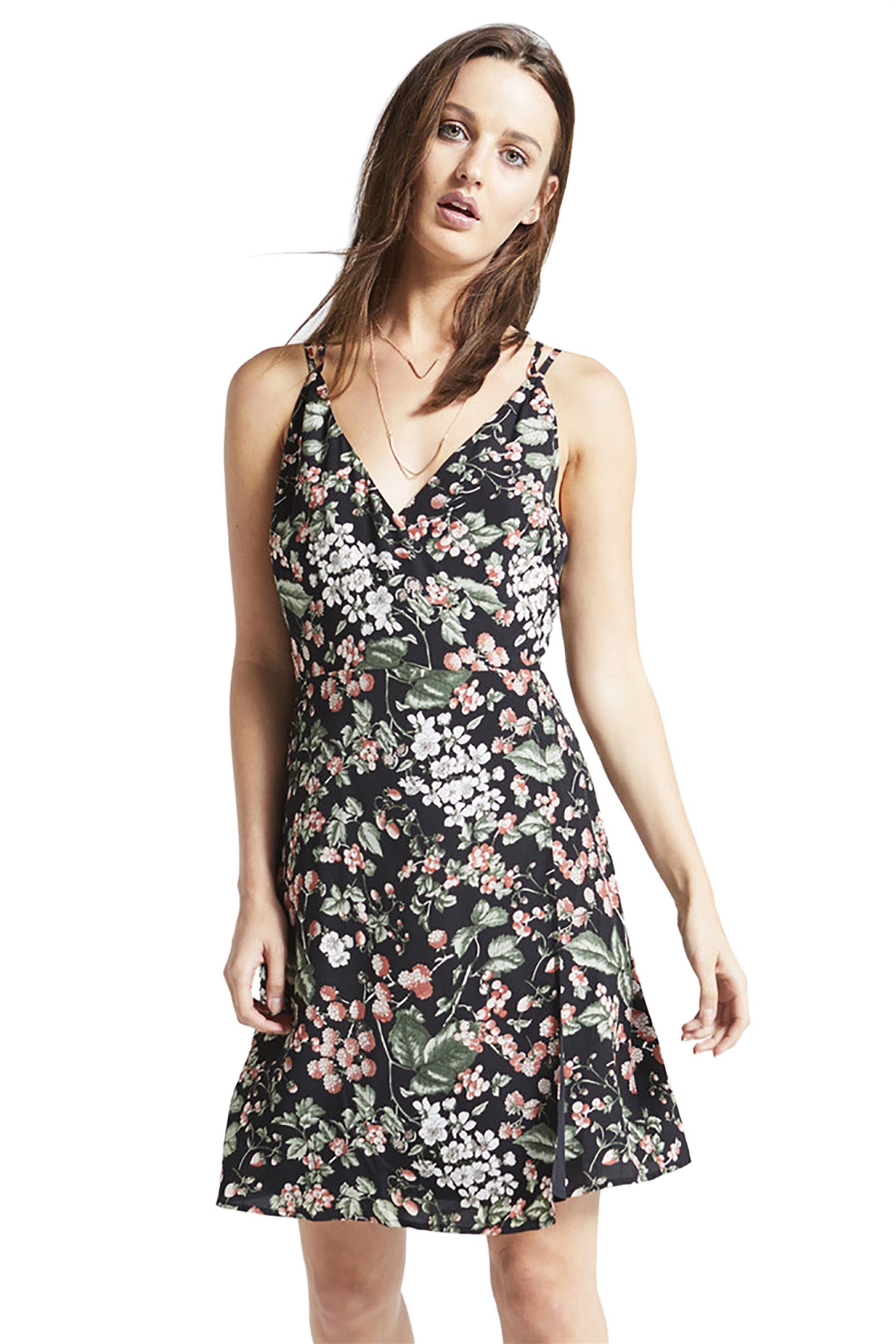 ed4f7e18a76b Γυναικεία   Ρούχα   Φορέματα   Καθημερινά   Γυναικείο φόρεμα εμπριμέ ...