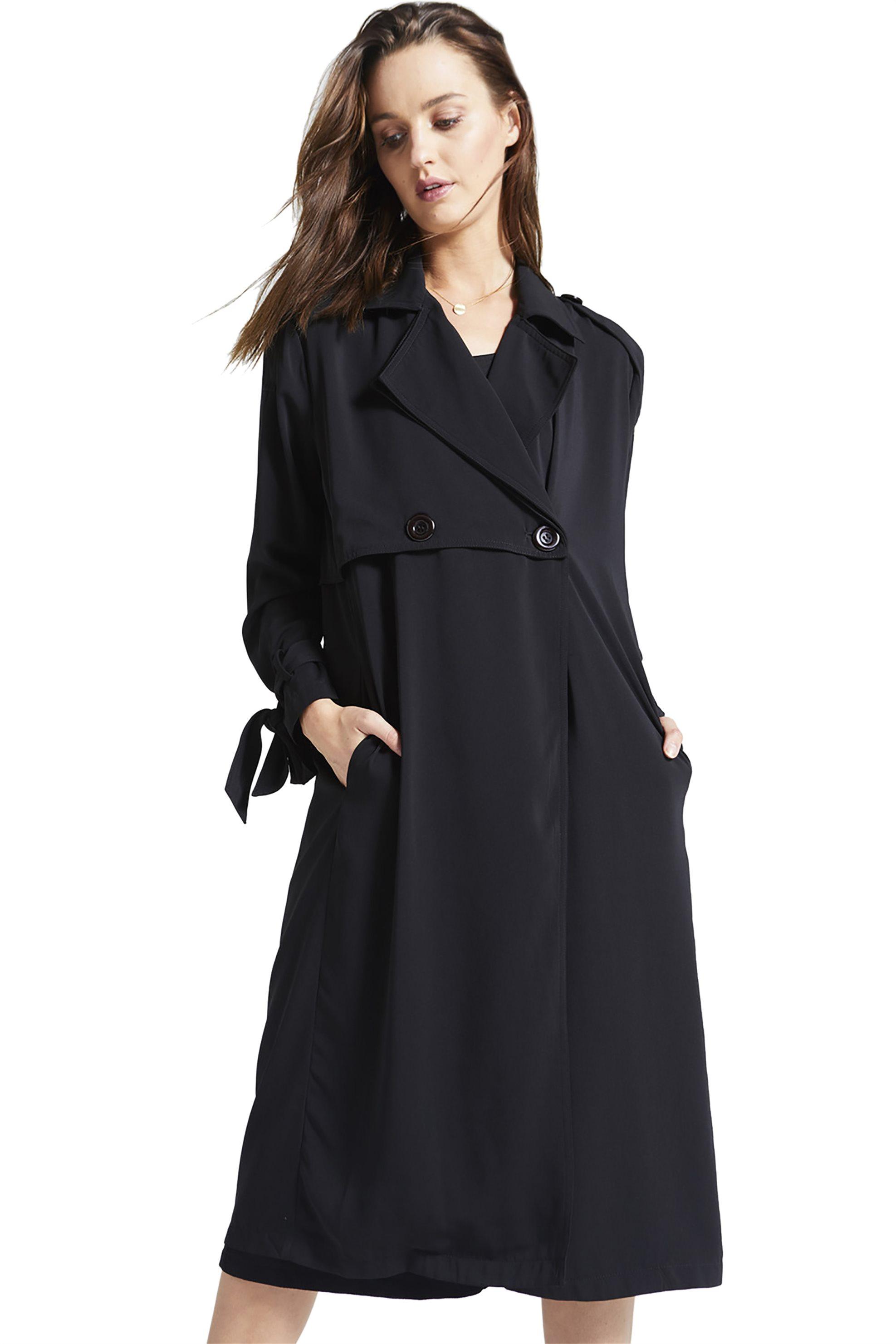 Γυναικεία   Ρούχα   Πανωφόρια   Καπαρτίνες   Γυναικεία καμπαρντίνα ... bc547867c73