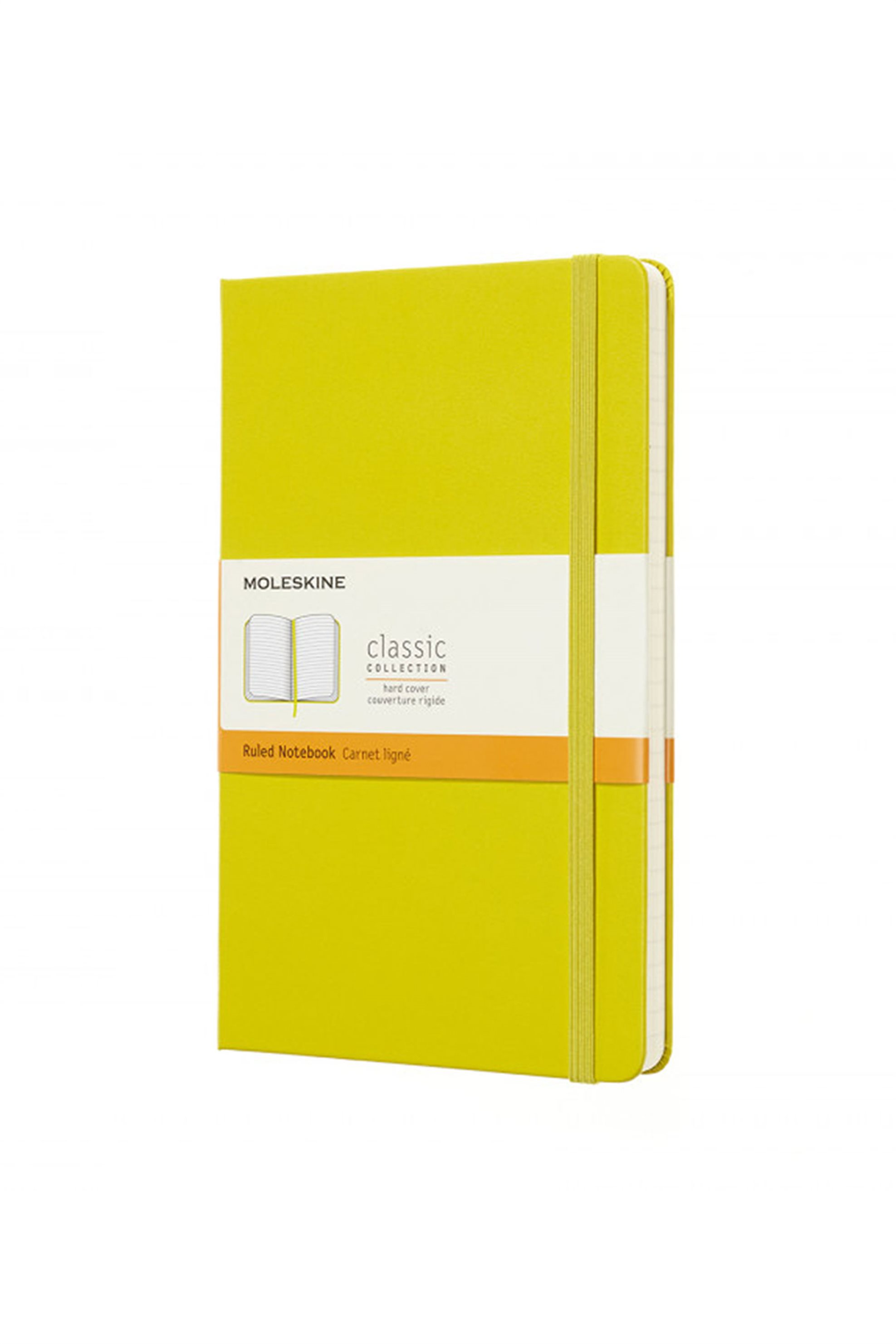 "Moleskine σημειωματάριο ""Rules Notebook Large Dandelion Yell..."
