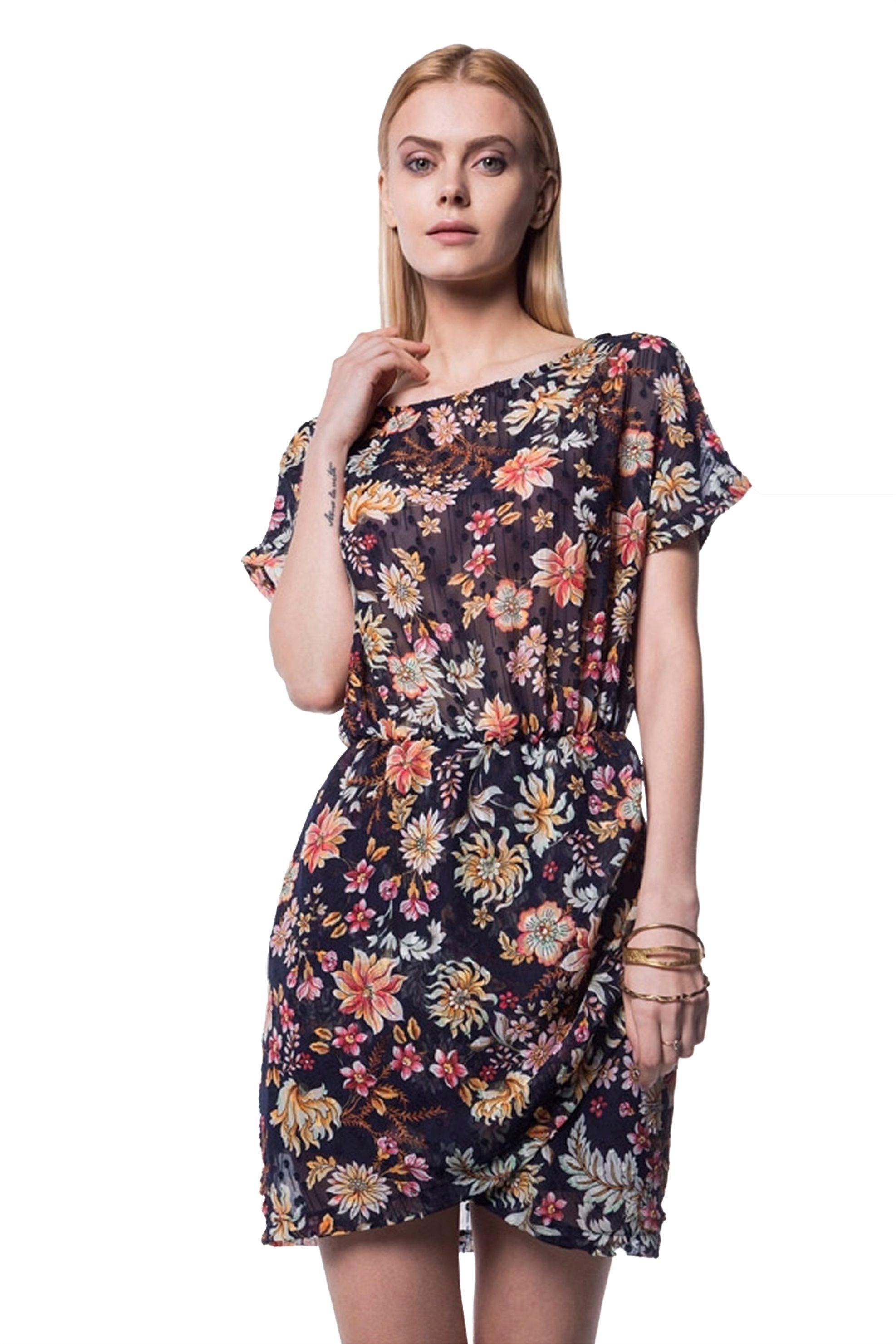76f25f32285f Γυναικεία   Ρούχα   Φορέματα   Καθημερινά   41552 FS Βραδινό ...