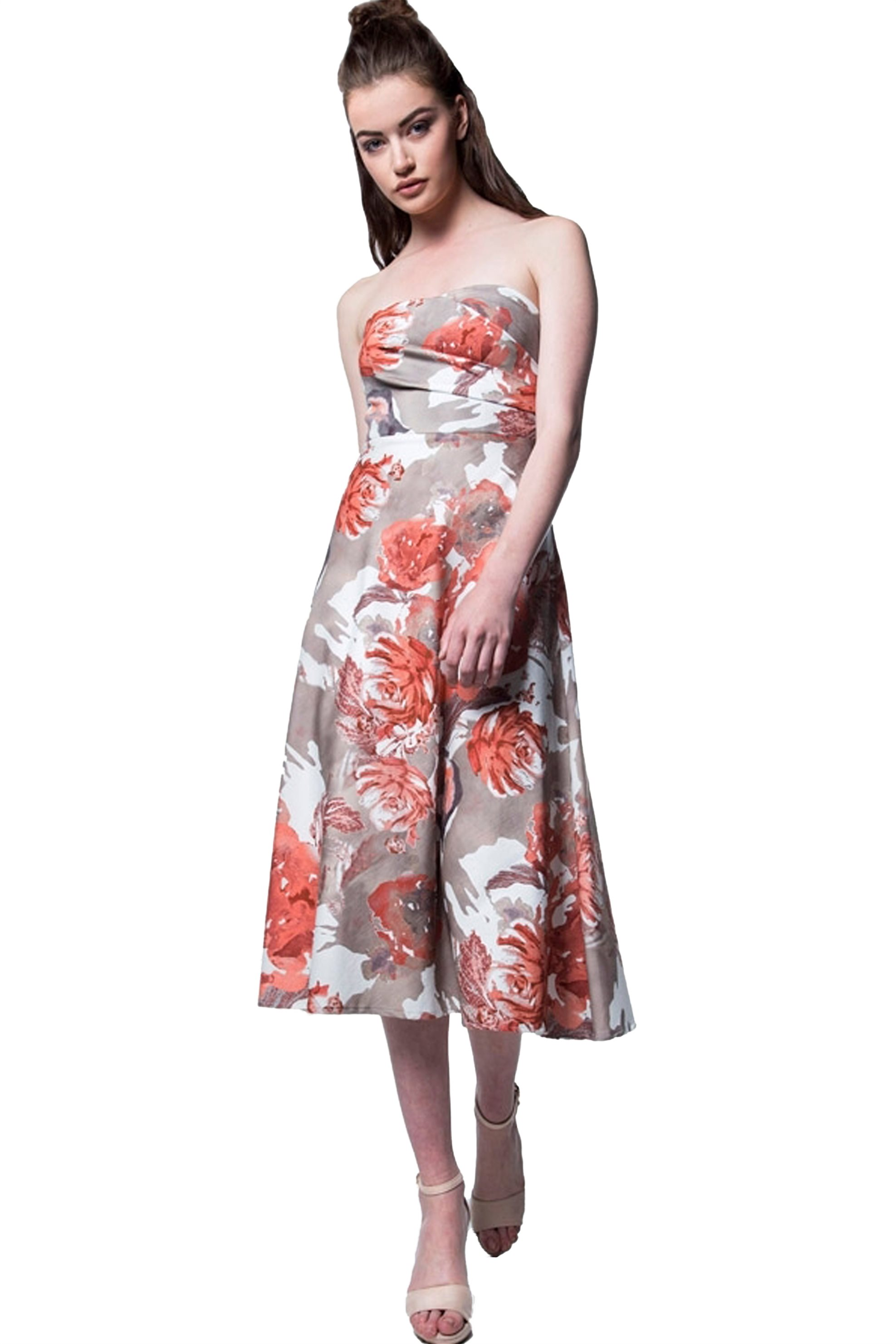 fdb39fd5d0a1 Γυναικεία   Ρούχα   Φορέματα   Καθημερινά   9044 GB Εντυπωσιακό μάξι ...