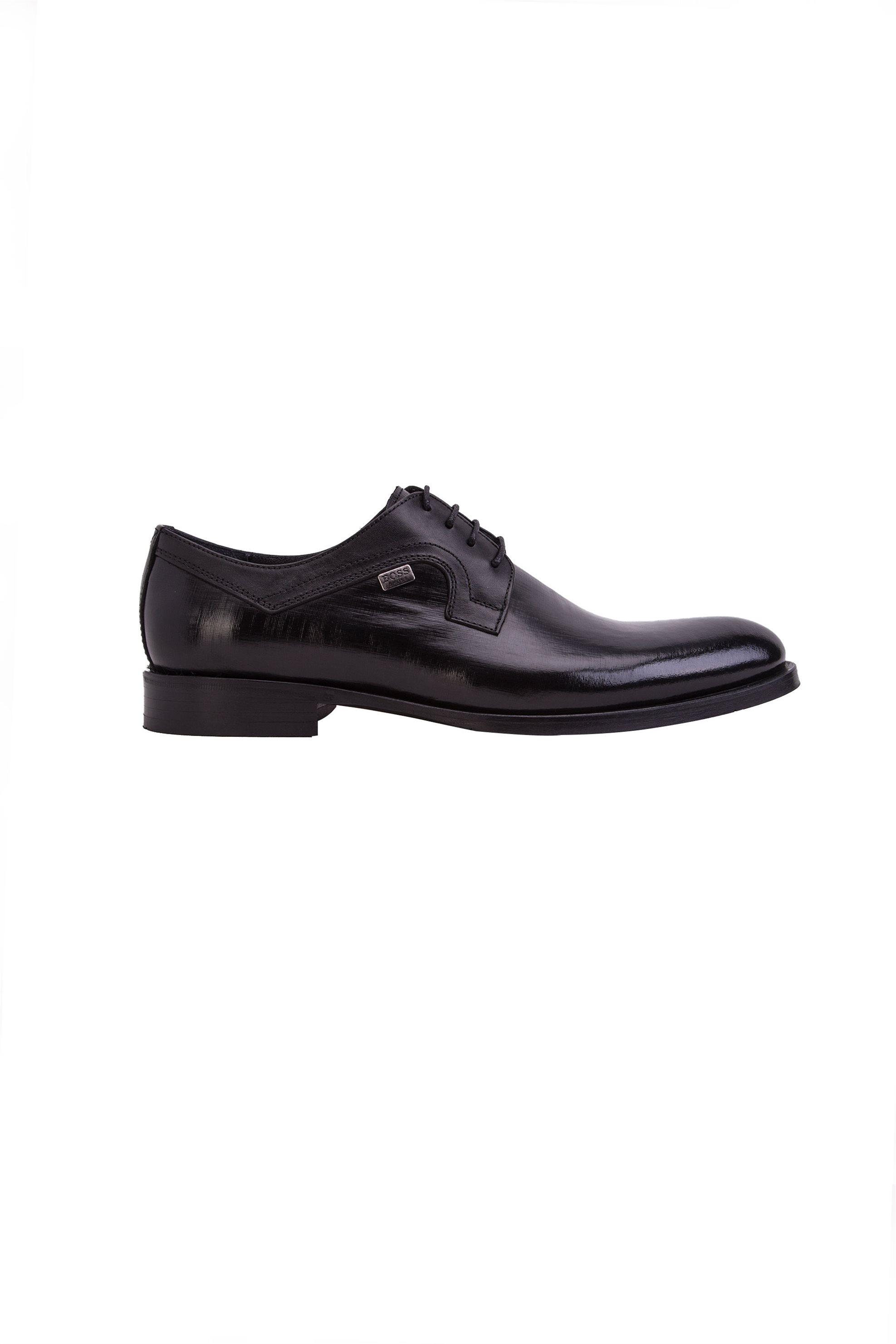 Ανδρικά σκαρπίνια Boss - J5627 - Μαύρο ανδρασ   παπουτσια   σκαρπίνια   oxford