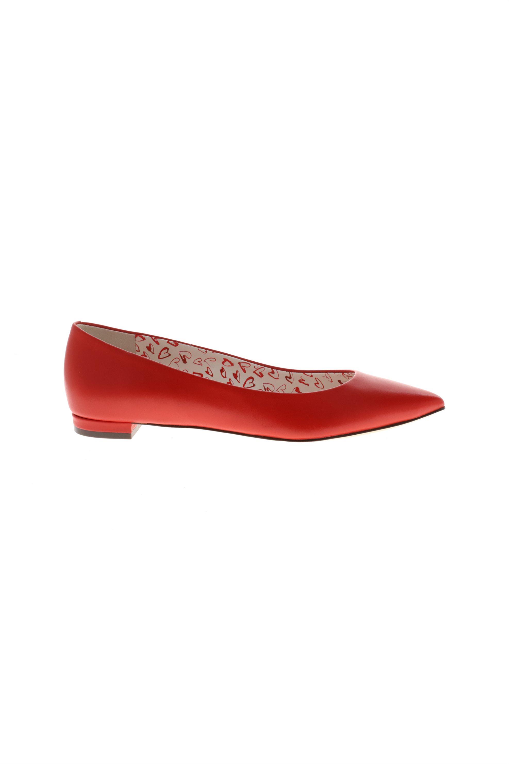 NINE WEST γυναικείες μπαλαρίνες Alicea Flats – 25023531 – Κόκκινο