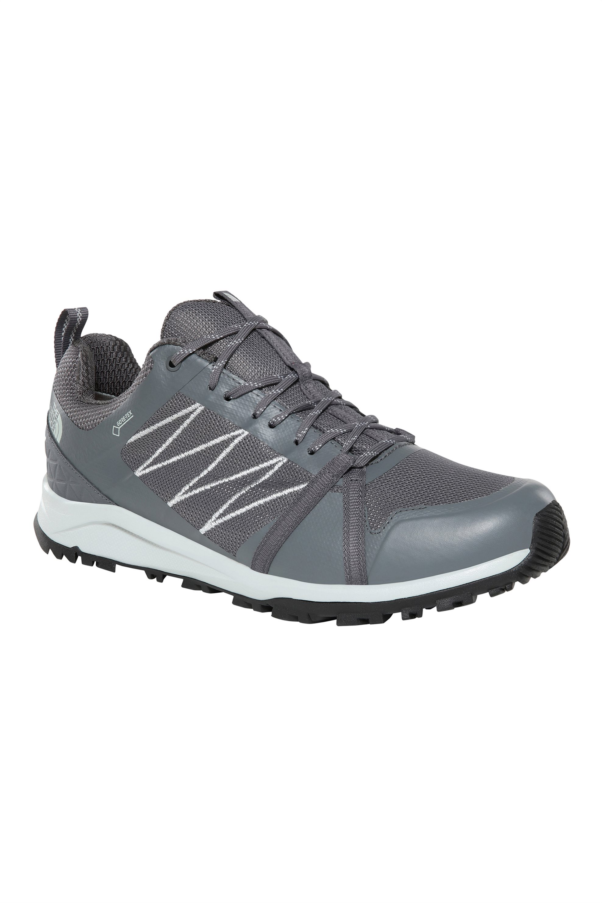 The North Face ανδρικά sneakers Erkek Lw Fp İi Gtx – NF0A3RED0HV1 – Γκρι