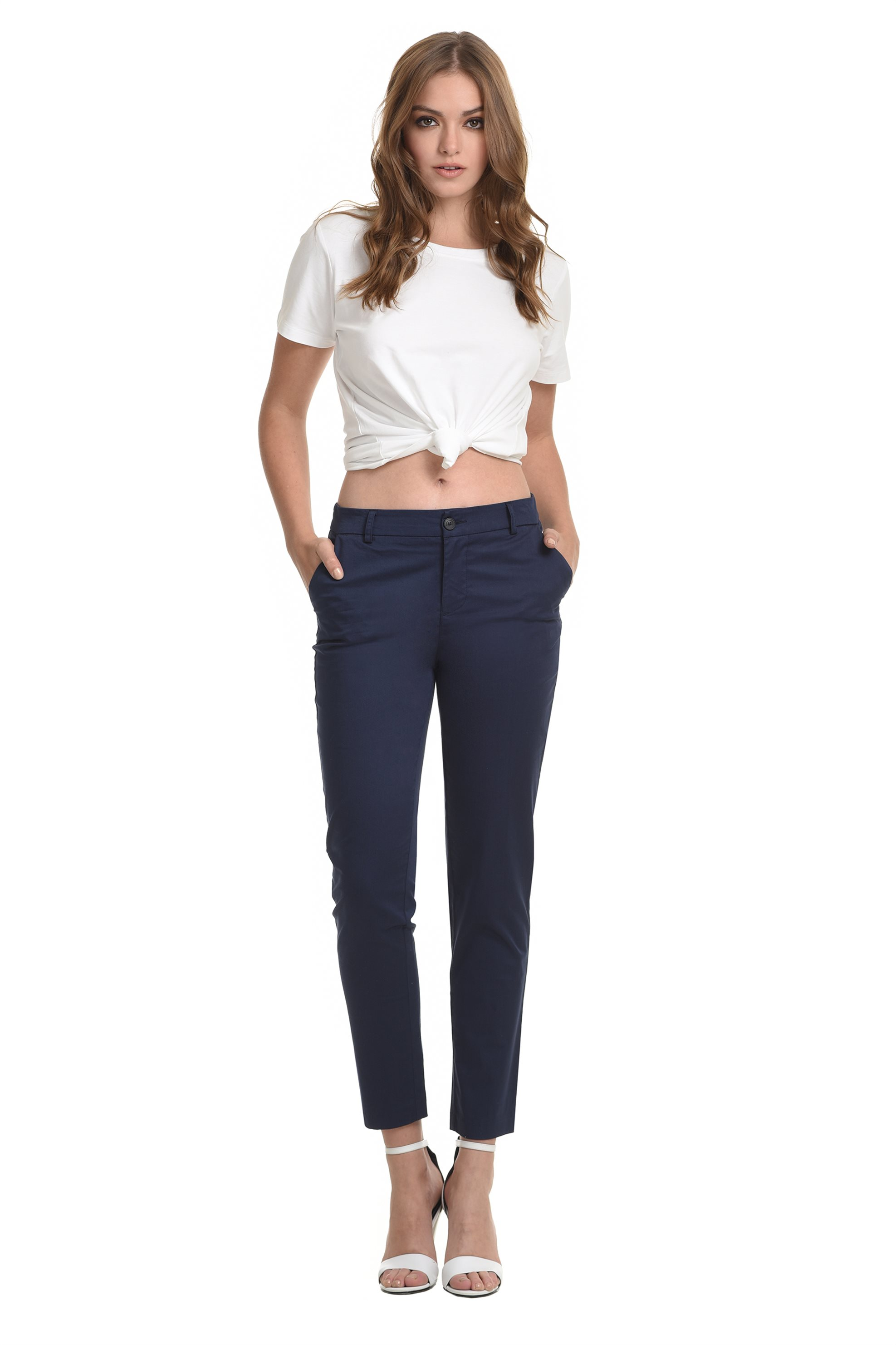 bbe5a598f256 SARAH LAWRENCE - Γυναικεία Chinos Παντελόνια | Outfit.gr
