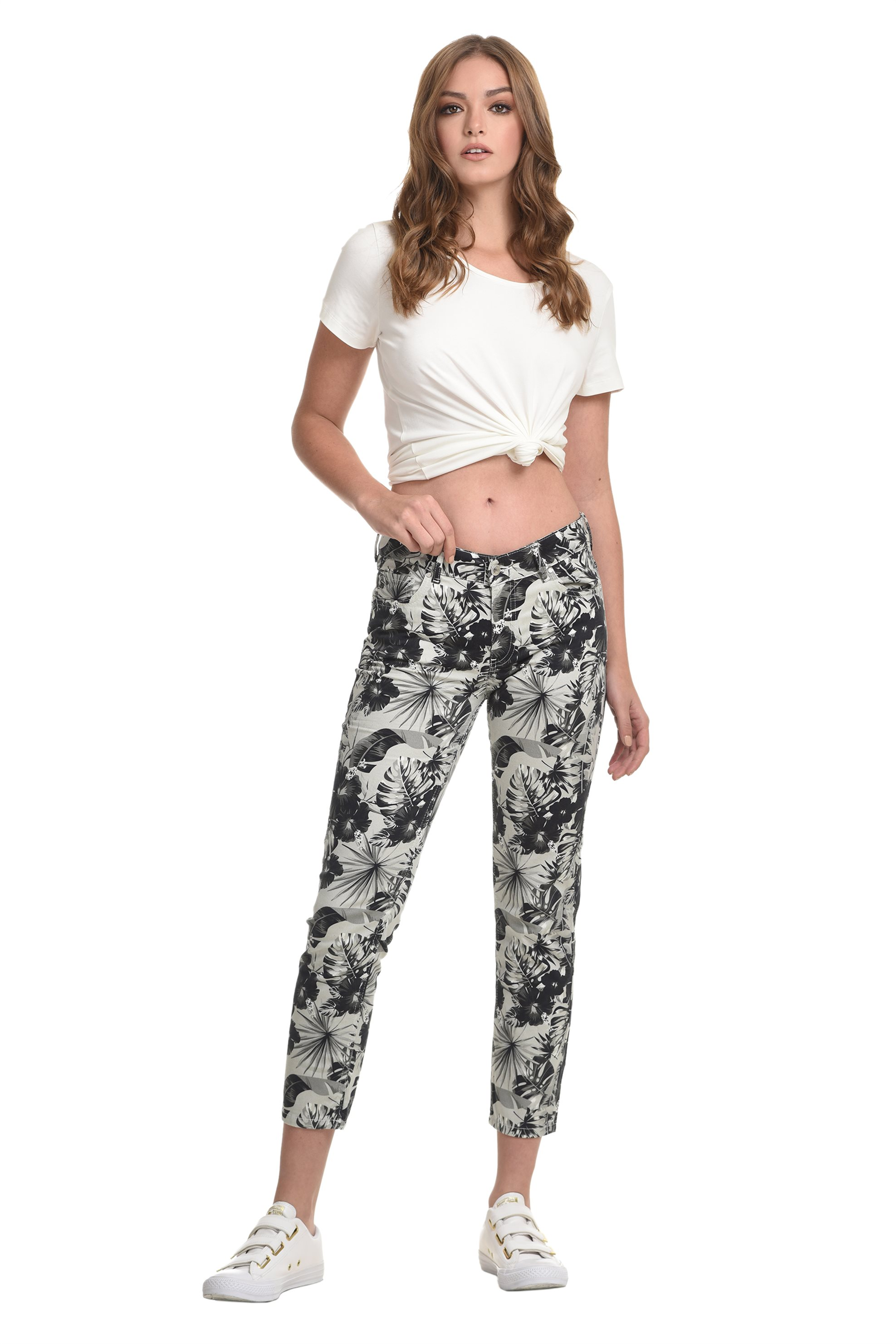 dacb0a359d8d Γυναικεία Φλοράλ Παντελόνια Online - Κορυφαία προϊόντα
