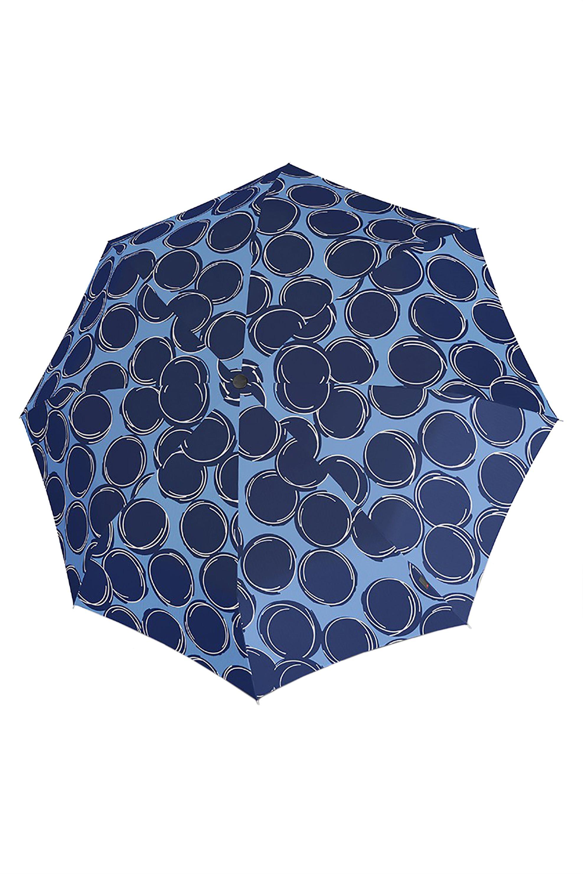Knirps πτυσσόμενη ομπρέλα με print ''Duomatic'' - KNUM72008321