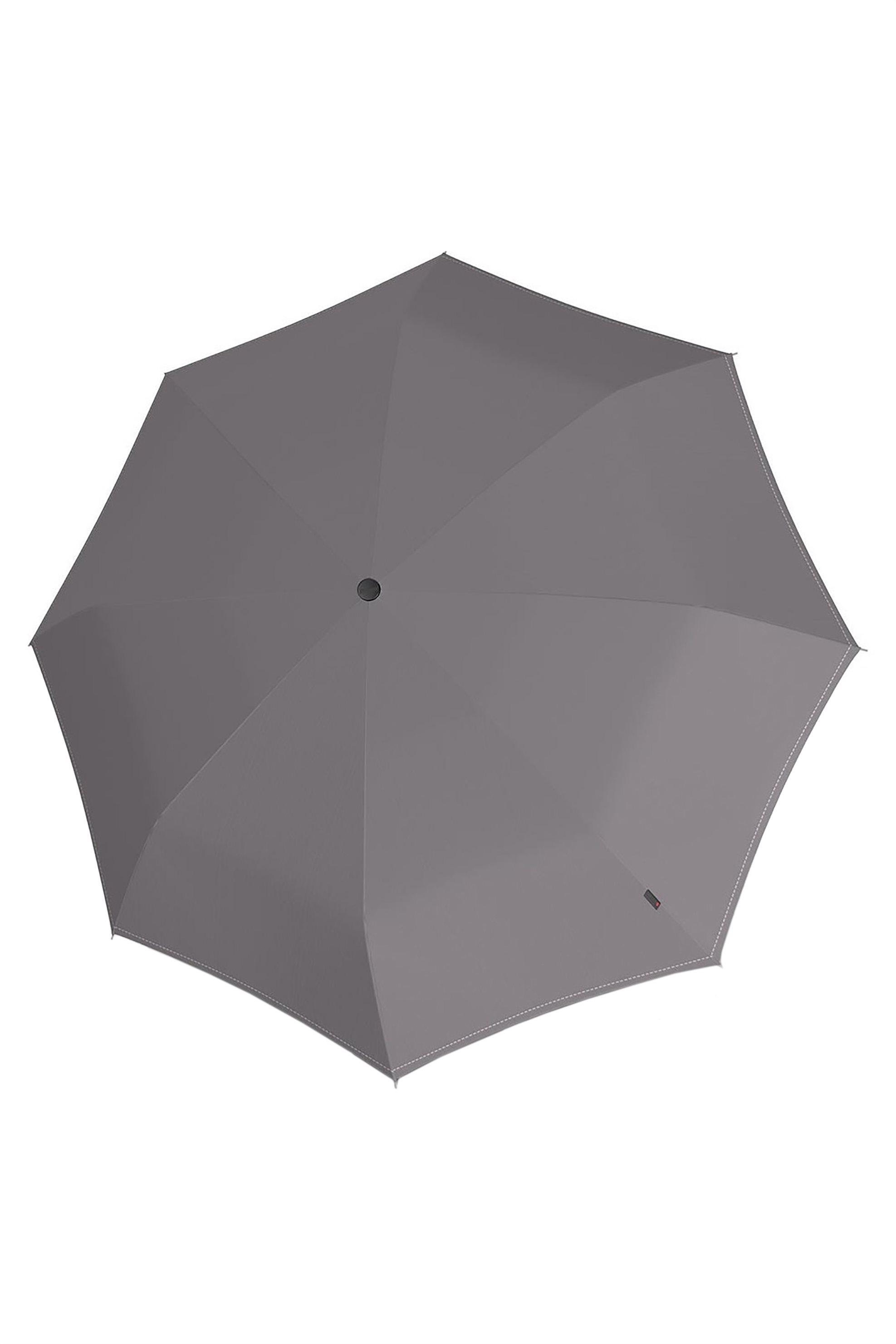 Knirps πτυσσόμενη ομπρέλα ''Duomatic'' - KNUM72008348 - Γκρι