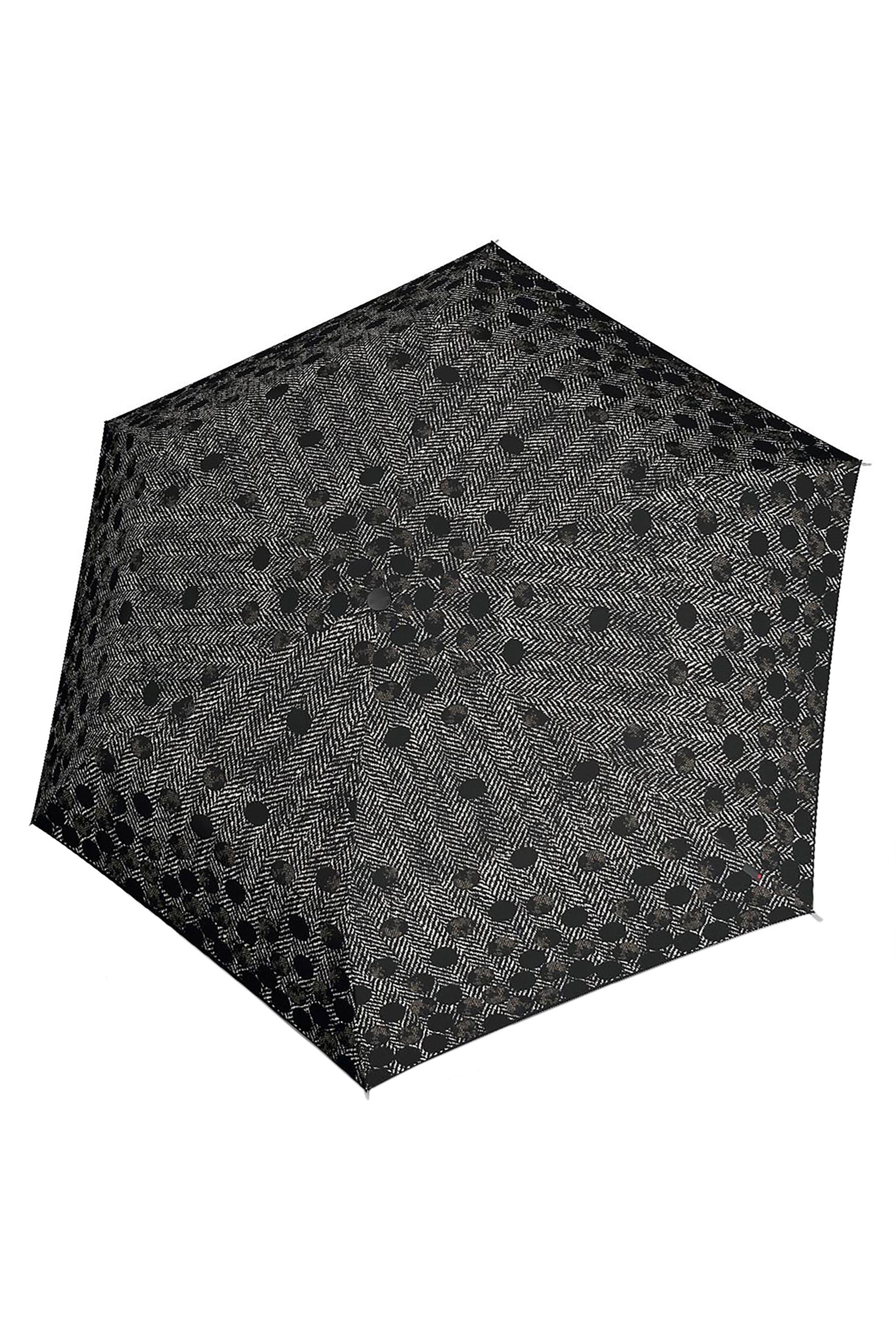 Knirps πτυσσόμενη ομπρέλα με print ''Duomatic'' - KNUM72008399