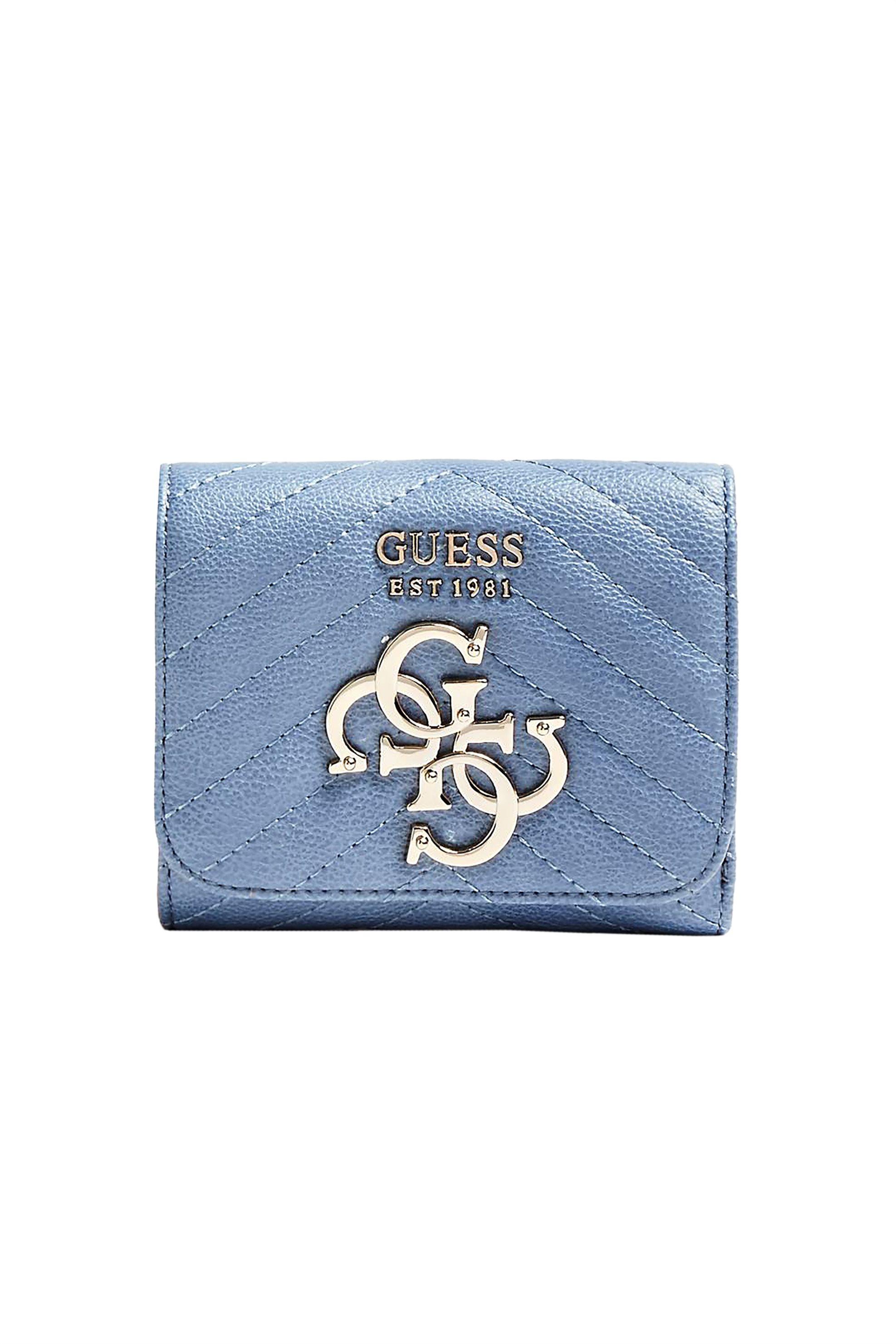 bd3c37239a Notos Guess γυναικείο πορτοφόλι Violet - SWVG7294430 - Γαλάζιο