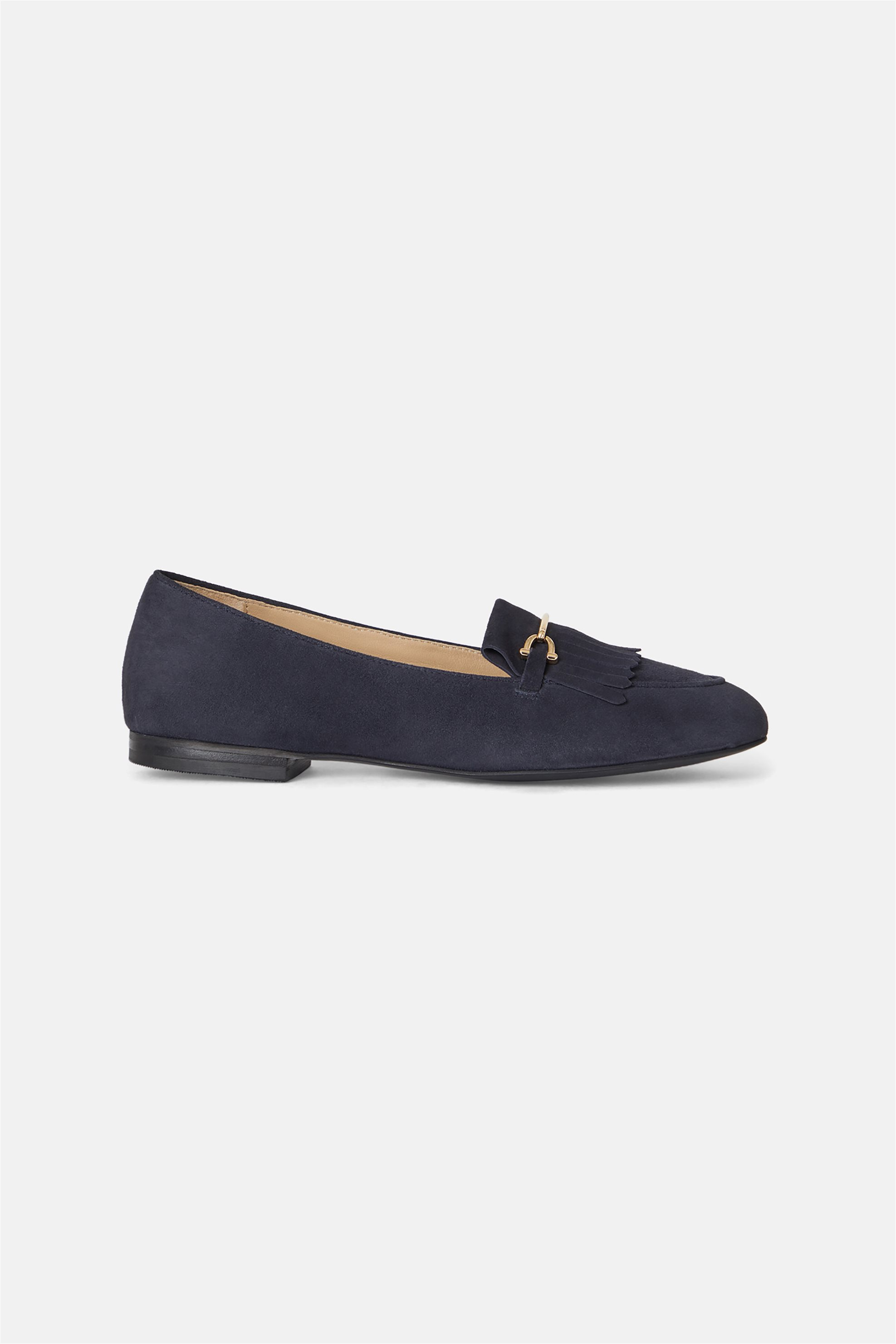 Minelli γυναικεία flat μοκασίνια «Lyanah» – 832309 – Μπλε Σκούρο