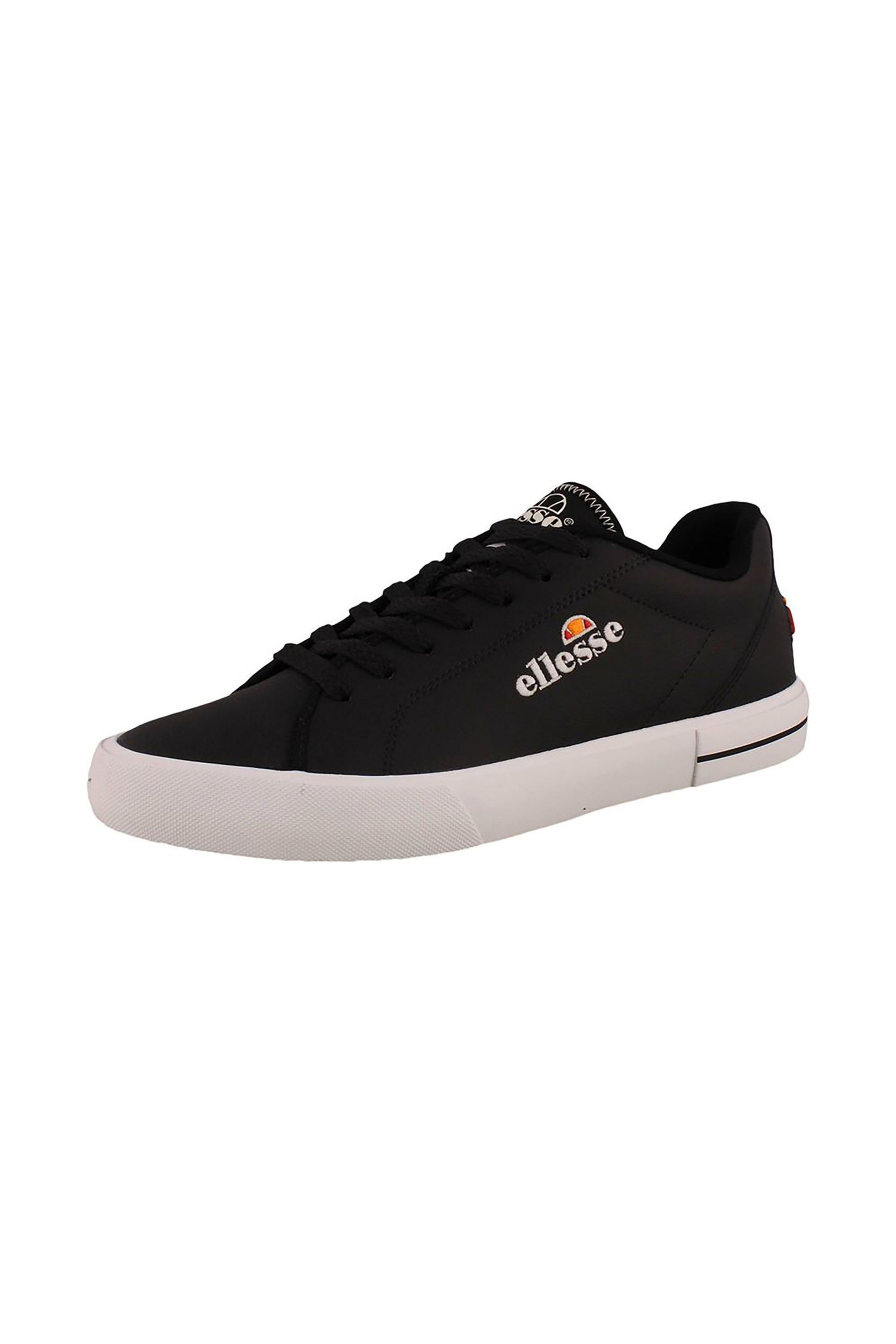 "Ellesse ανδρικά sneakers με κορδόνια ""Taggia"" – 613660 – Μαύρο"
