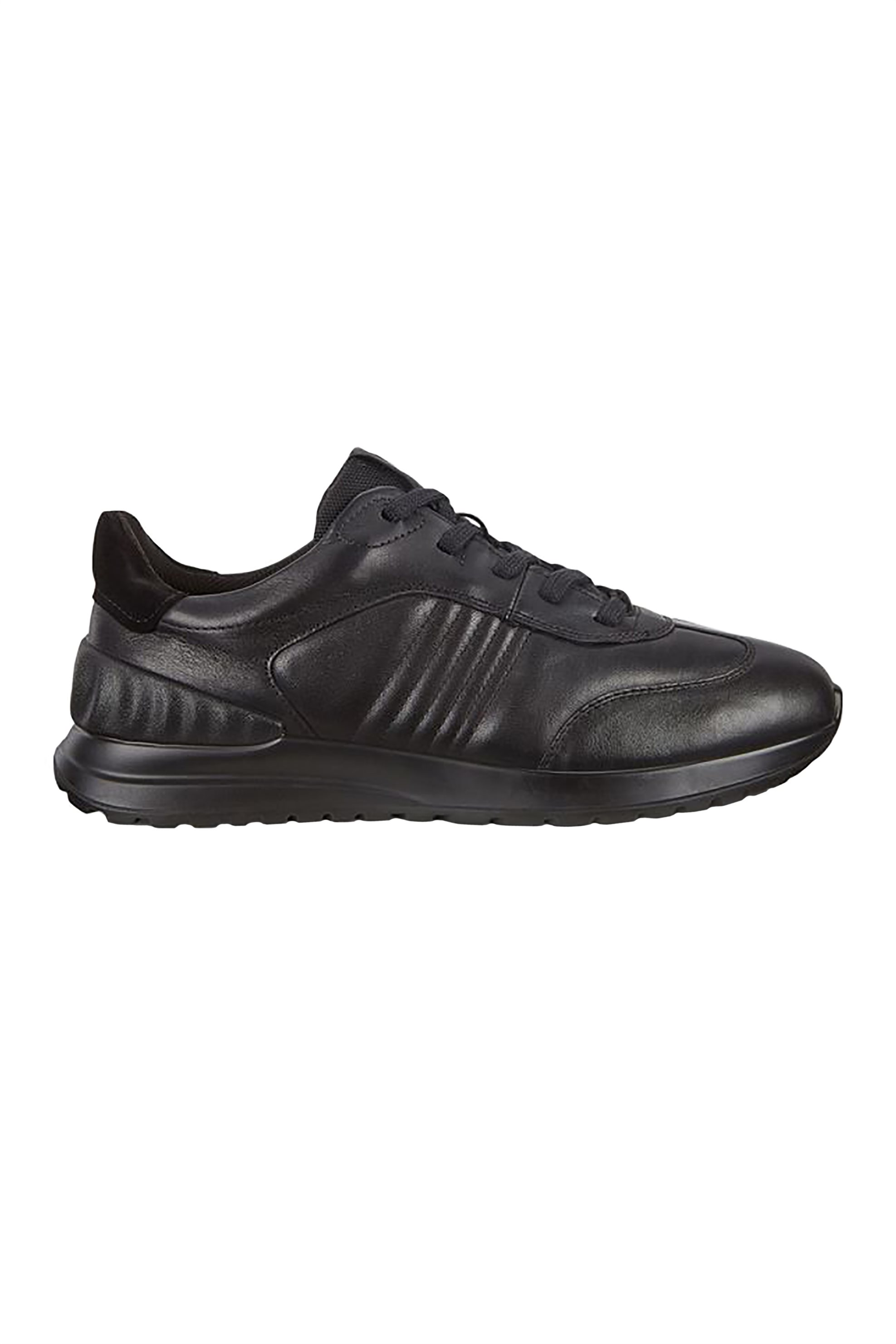 "ECCO ανδρικά sneakers με κορδόνια ""Astir Lite"" – 989-503704 51052 – Μαύρο"