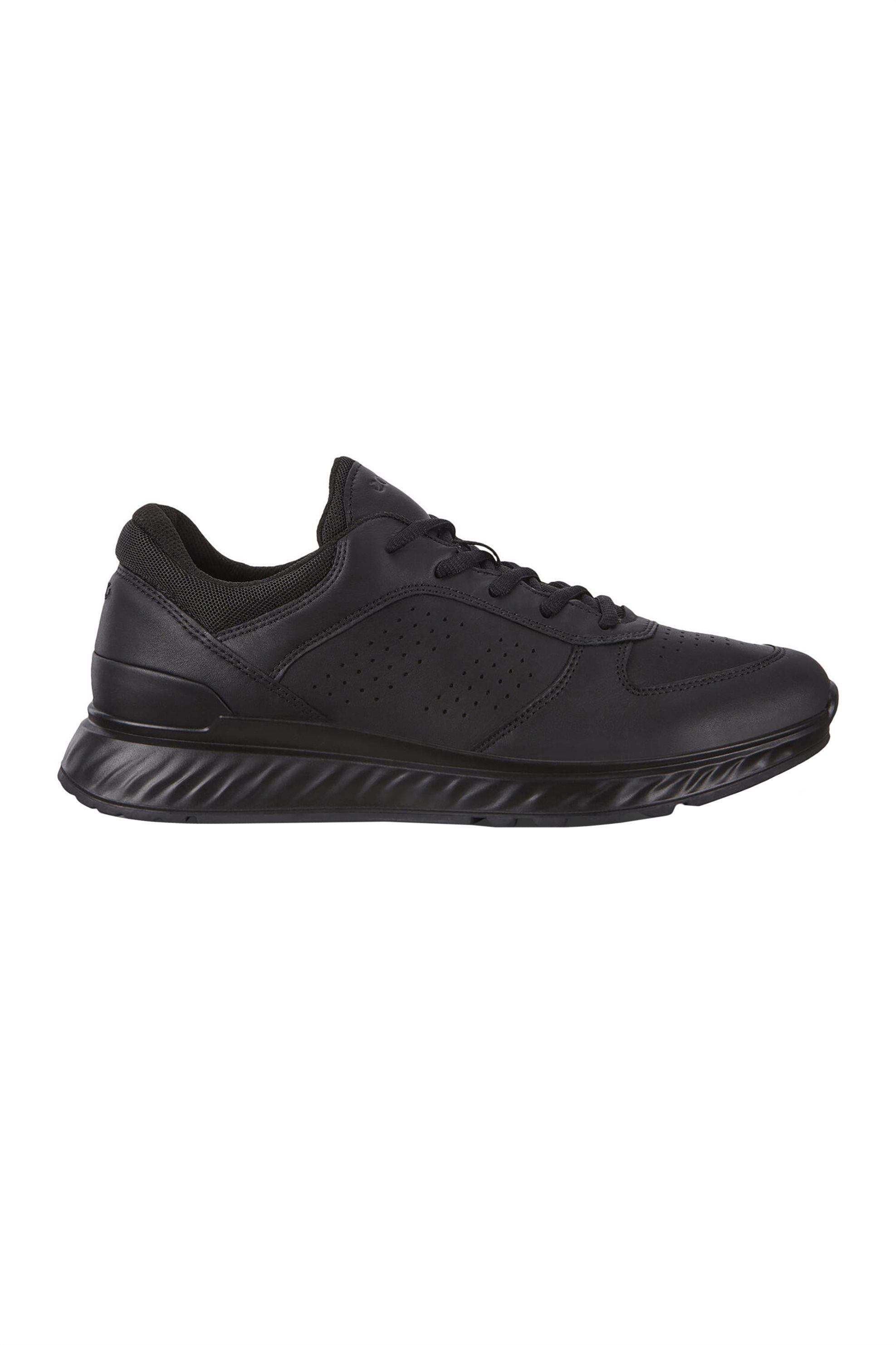 """ECCO ανδρικά sneakers με κορδόνια """"Exostride"""" – 989-835314 01001 – Μαύρο"""