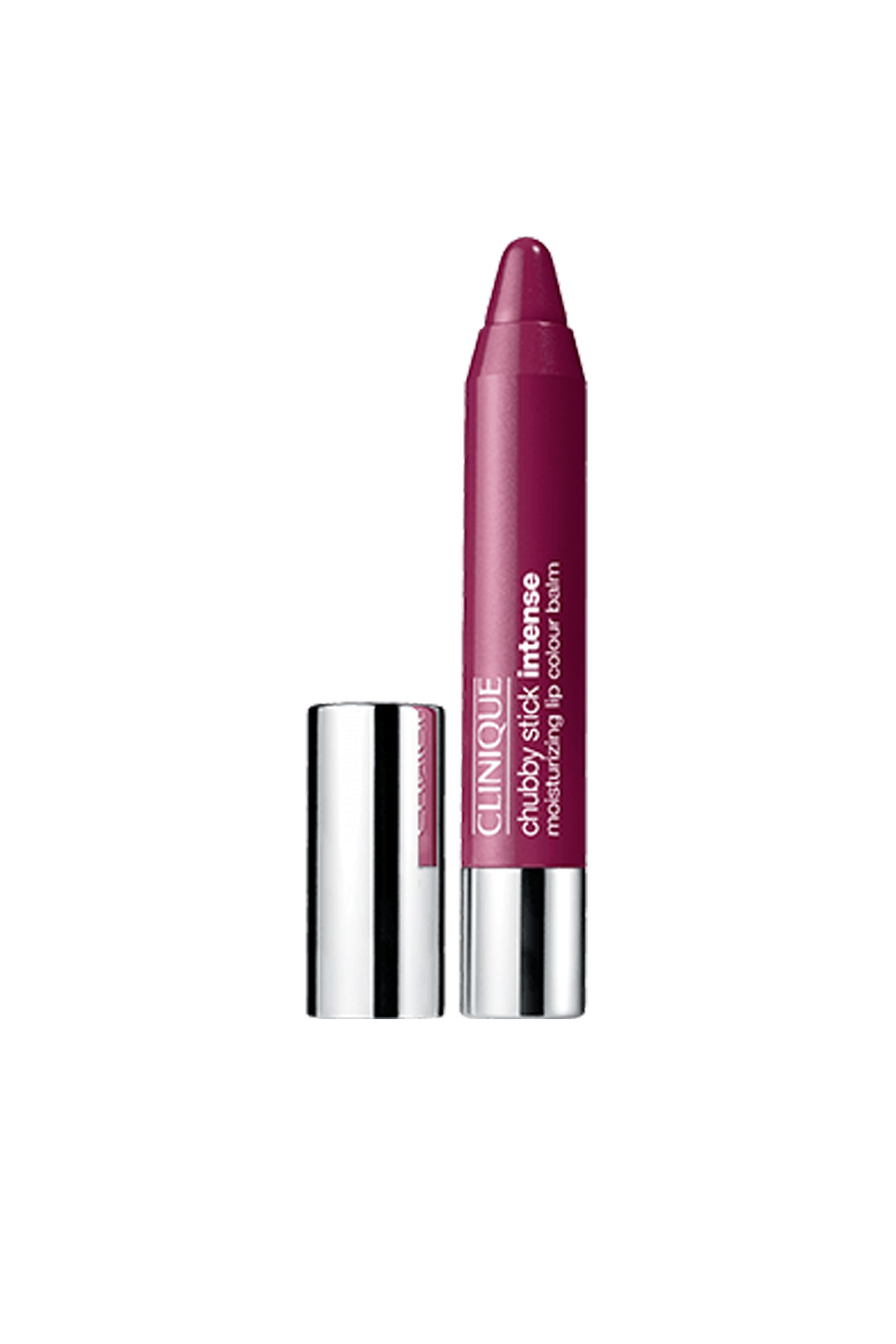 Clinique Chubby Stick Intense™ Moisturizing Lip Colour Balm 08 Grandest Grape 3  ομορφια   καλλυντικα επιλεκτικησ   μακιγιάζ   χείλη   lip gloss   balms