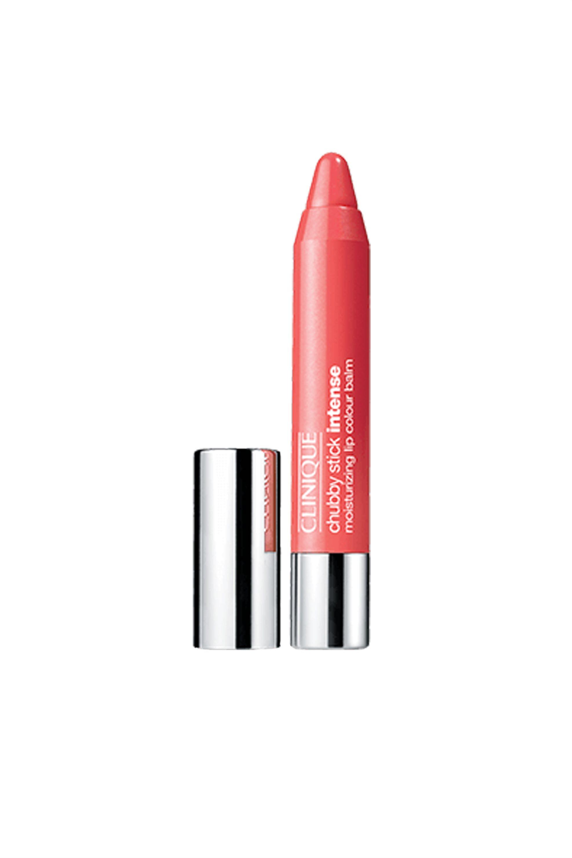 Clinique Chubby Stick Intense™ Moisturizing Lip Colour Balm 04 Heftiest Hibiscus ομορφια   καλλυντικα επιλεκτικησ   μακιγιάζ   χείλη   lip gloss   balms