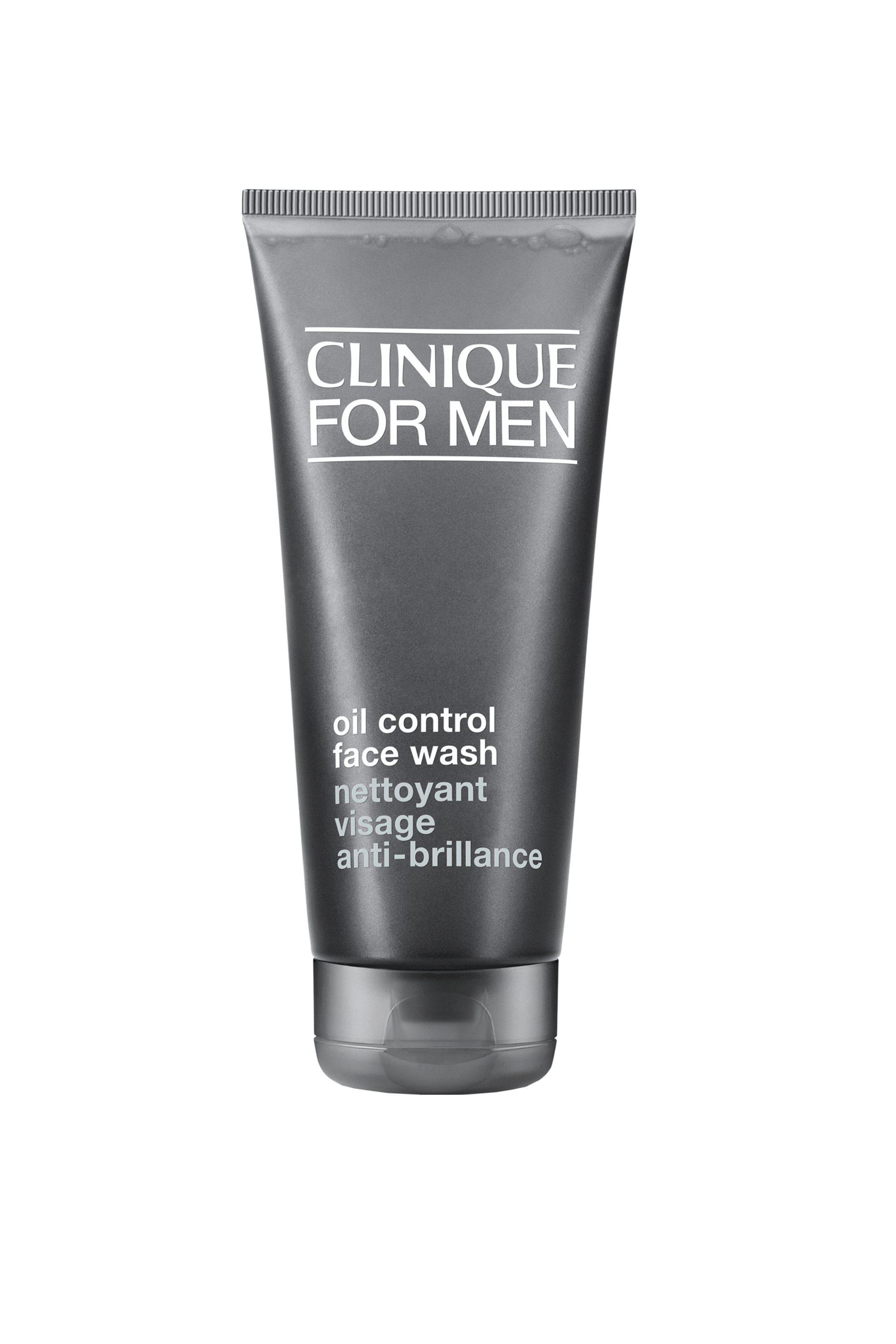 Clinique Clinique For Men™ Oil Control Face Wash 200 ml - Z4KJ010000 ομορφια   καλλυντικα επιλεκτικησ   ανδρική περιποίηση   περιποίηση προσώπου