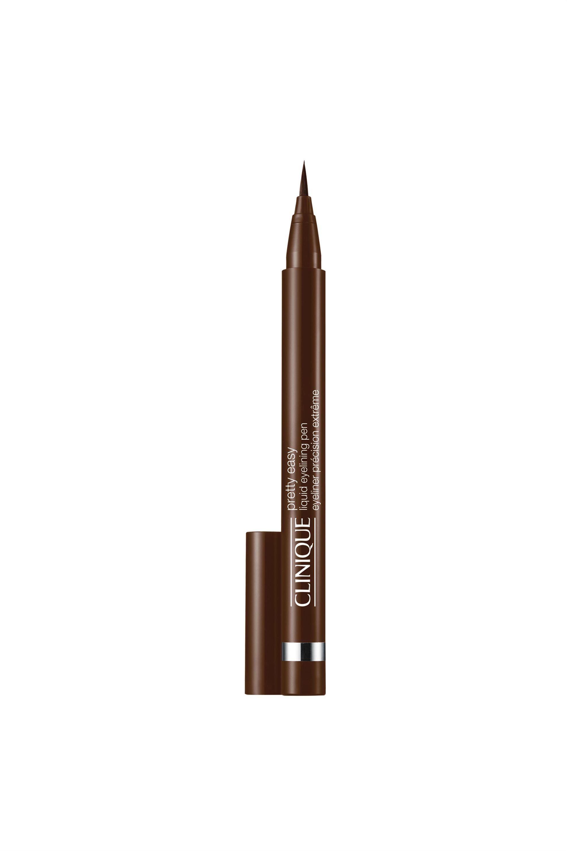 Clinique Pretty Easy™ Liquid Eyelining Pen Brown 0.7 gr. - ZGC002A000 ομορφια   καλλυντικα επιλεκτικησ   μακιγιάζ   μάτια   eyeliners