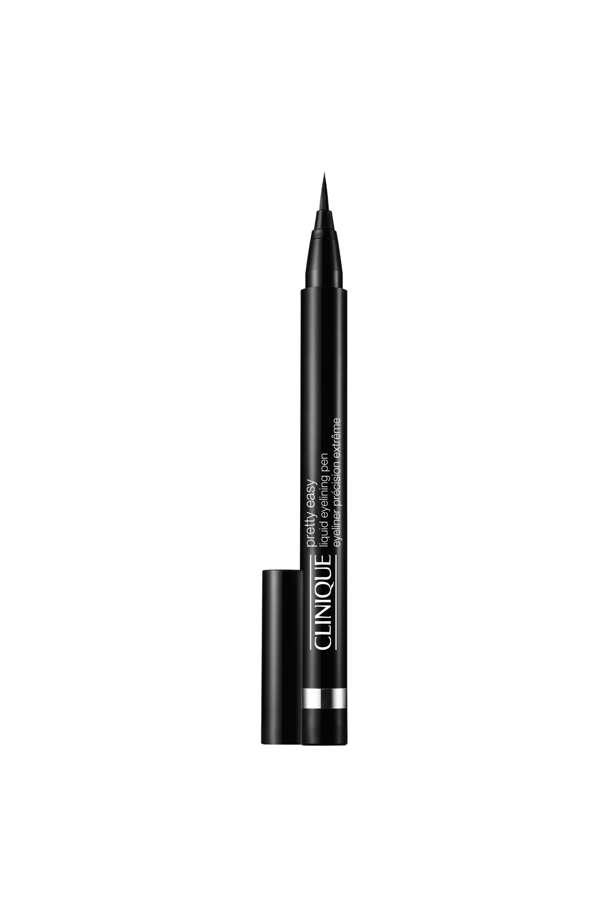 Clinique Pretty Easy™ Liquid Eyelining Pen Black 0.7 gr. - ZGC001A000 ομορφια   καλλυντικα επιλεκτικησ   μακιγιάζ   μάτια   eyeliners