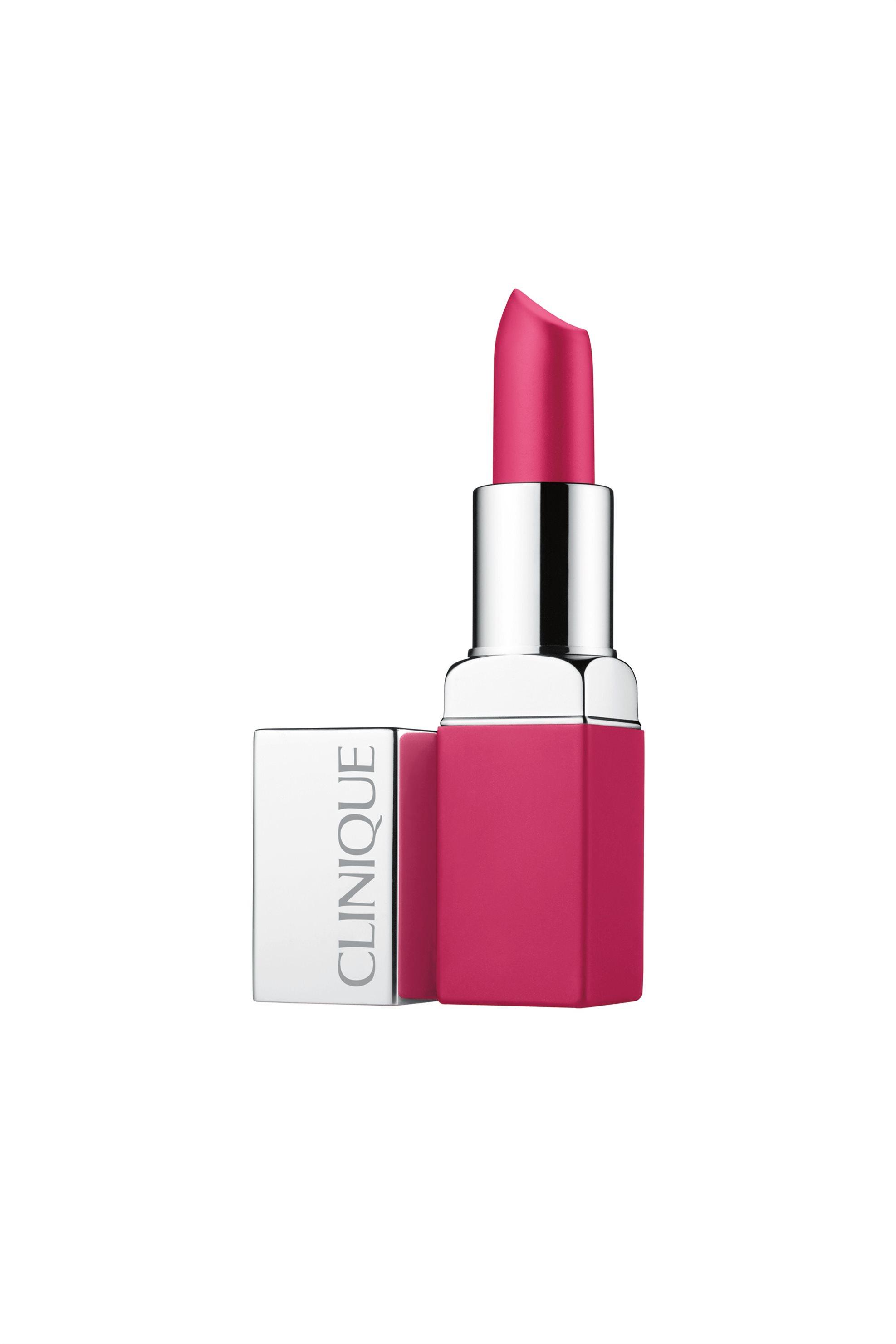 Clinique Pop™ Matte Lip Colour + Primer 06 Rose Pop 3.9 gr. - ZTPH060000 ομορφια   καλλυντικα επιλεκτικησ   μακιγιάζ   χείλη   κραγιόν