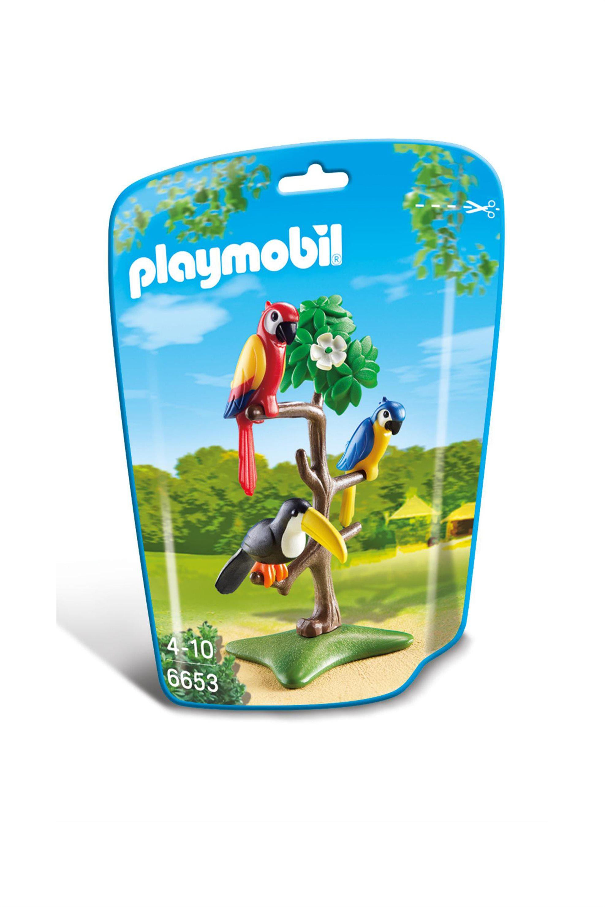 Τροπικά πουλιά Playmobil - 6653 παιδι   παιχνιδια   playmobil   κλασικά παιχνίδια