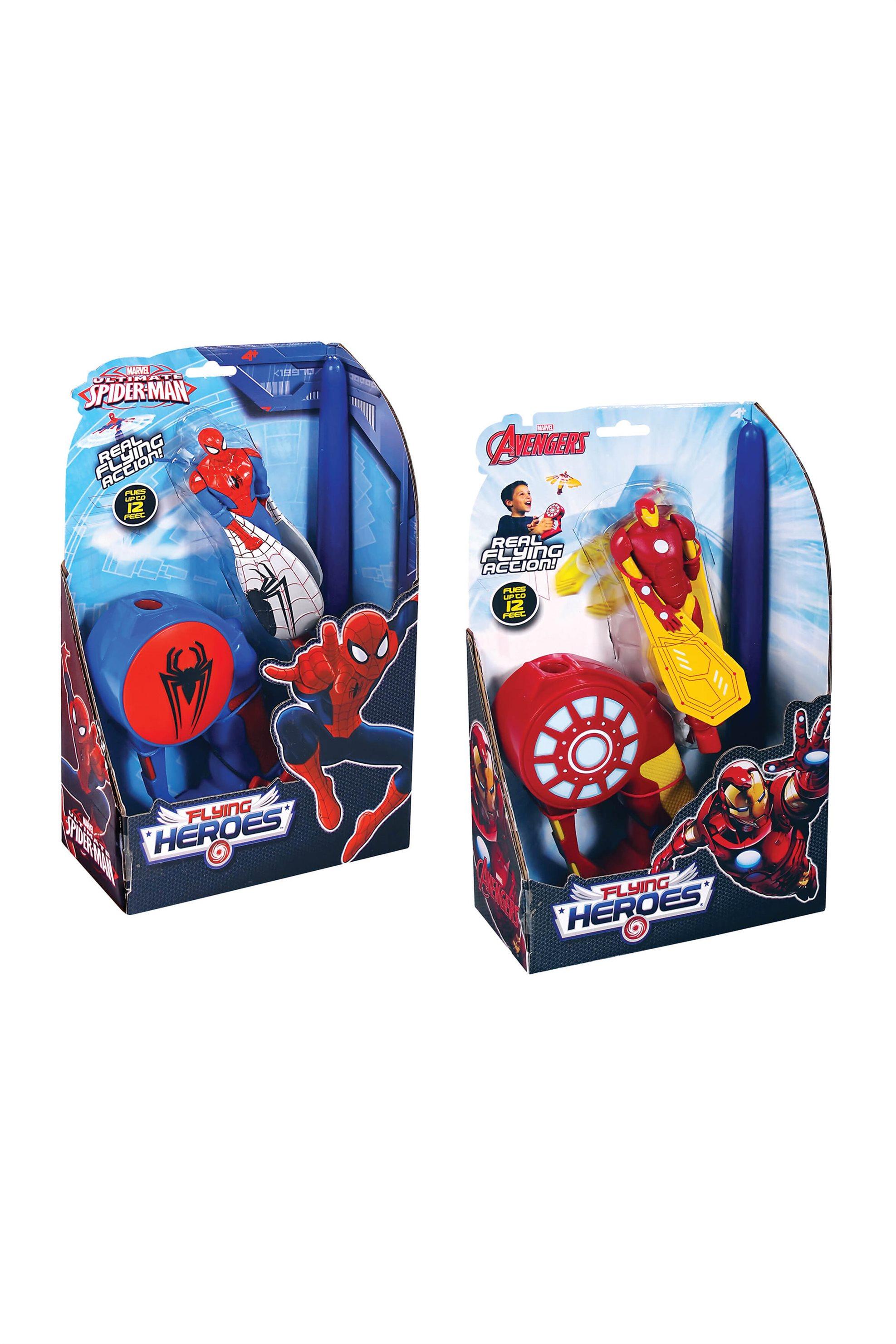 Λαμπάδα flying heroes marvel-2 διαφορετικά σχέδια ΑS - 1500-15634 παιδι   παιχνιδια   παιχνιδολαμπάδες