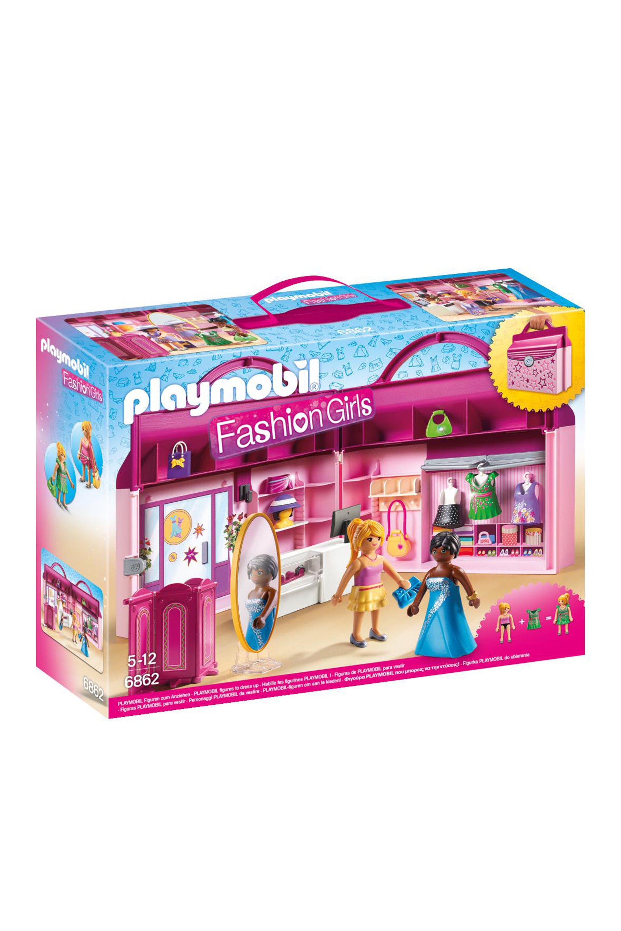 Βαλιτσάκι - boutique ρούχων Playmobil - 6862 παιδι   παιχνιδια   playmobil   κλασικά παιχνίδια