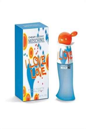 Moschino Cheap & Chic I Love Love EdT 30 ml