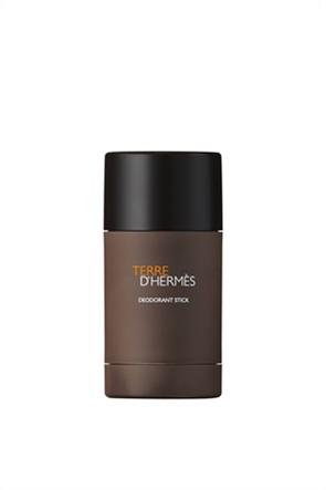 Terre d'Hermès Αποσμητικό Στικ Χωρίς Οινόπνευμα 75 ml