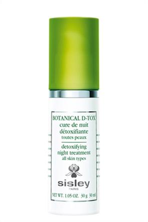 Sisley Botanic D-Tox Night Treatment 30 ml