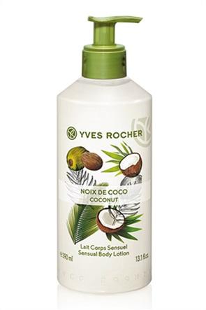 Yves Rocher Sensual Body Lotion Coconut 390 ml