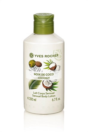 Yves Rocher Sensual Body Lotion Coconut 200 ml