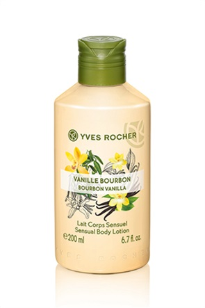 Yves Rocher Sensual Body Lotion Bourbon Vanilla 200 ml