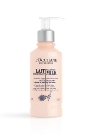 L'Occitane Cleansing Milk Facial Make-up Remover 200 ml