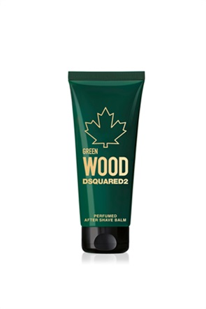 Dsquared2 Wood Green Pour Homme Perfumed After Shave Balm Tube 100 ml