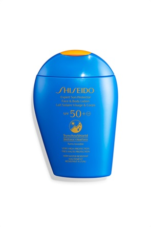 Shiseido Expert Sun Protector Face and Body Lotion SPF50+ 150 ml